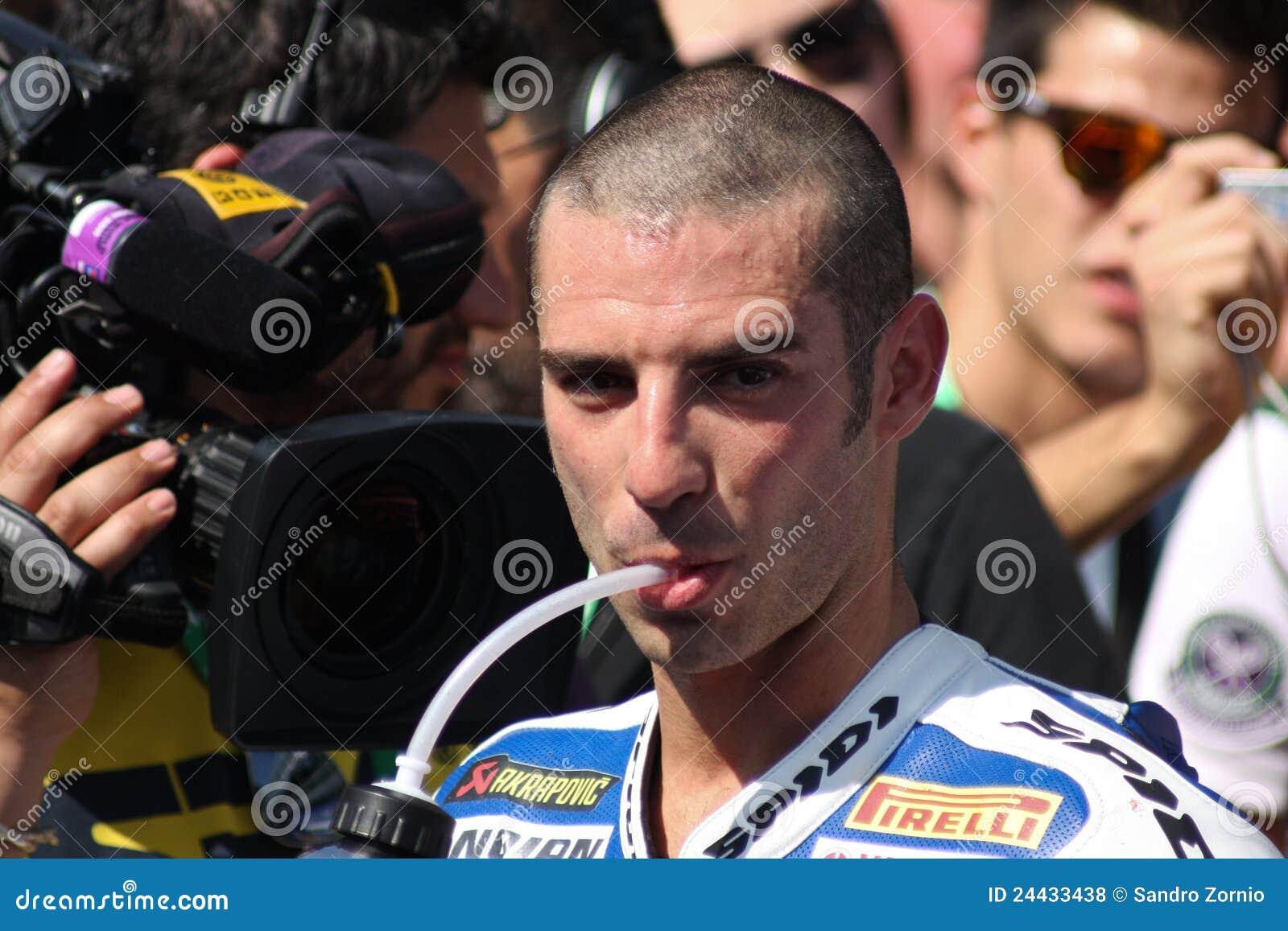 Marco Melandri - Yamaha R1 SBK
