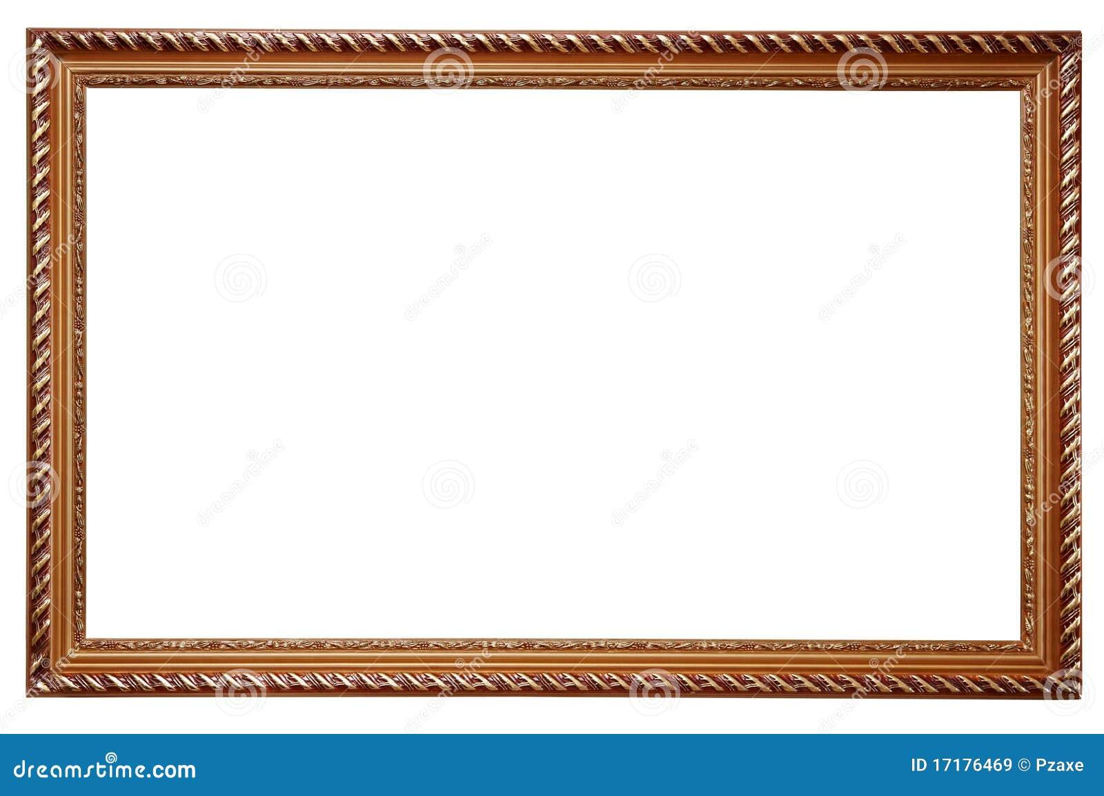 Marco para las pinturas de madera im genes de archivo for Marcos para pinturas
