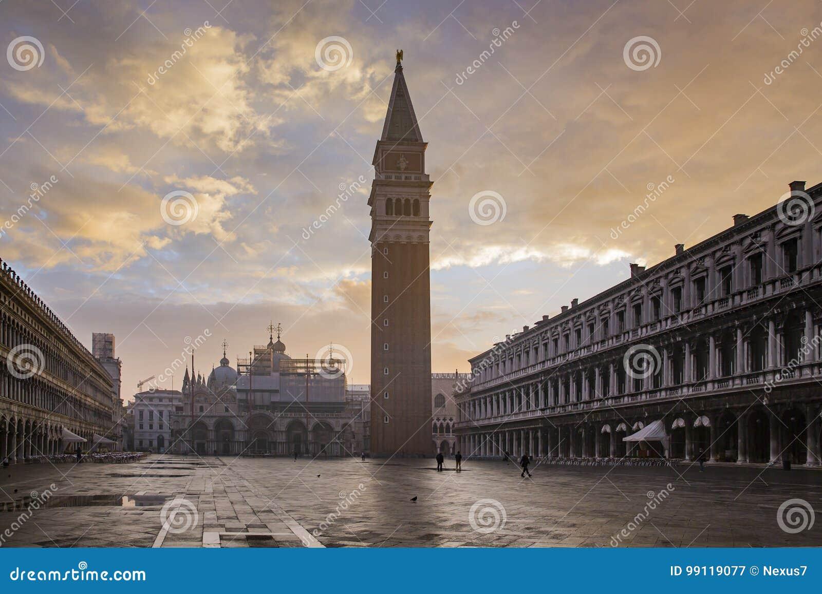Marco SAN τετραγωνική Βενετία