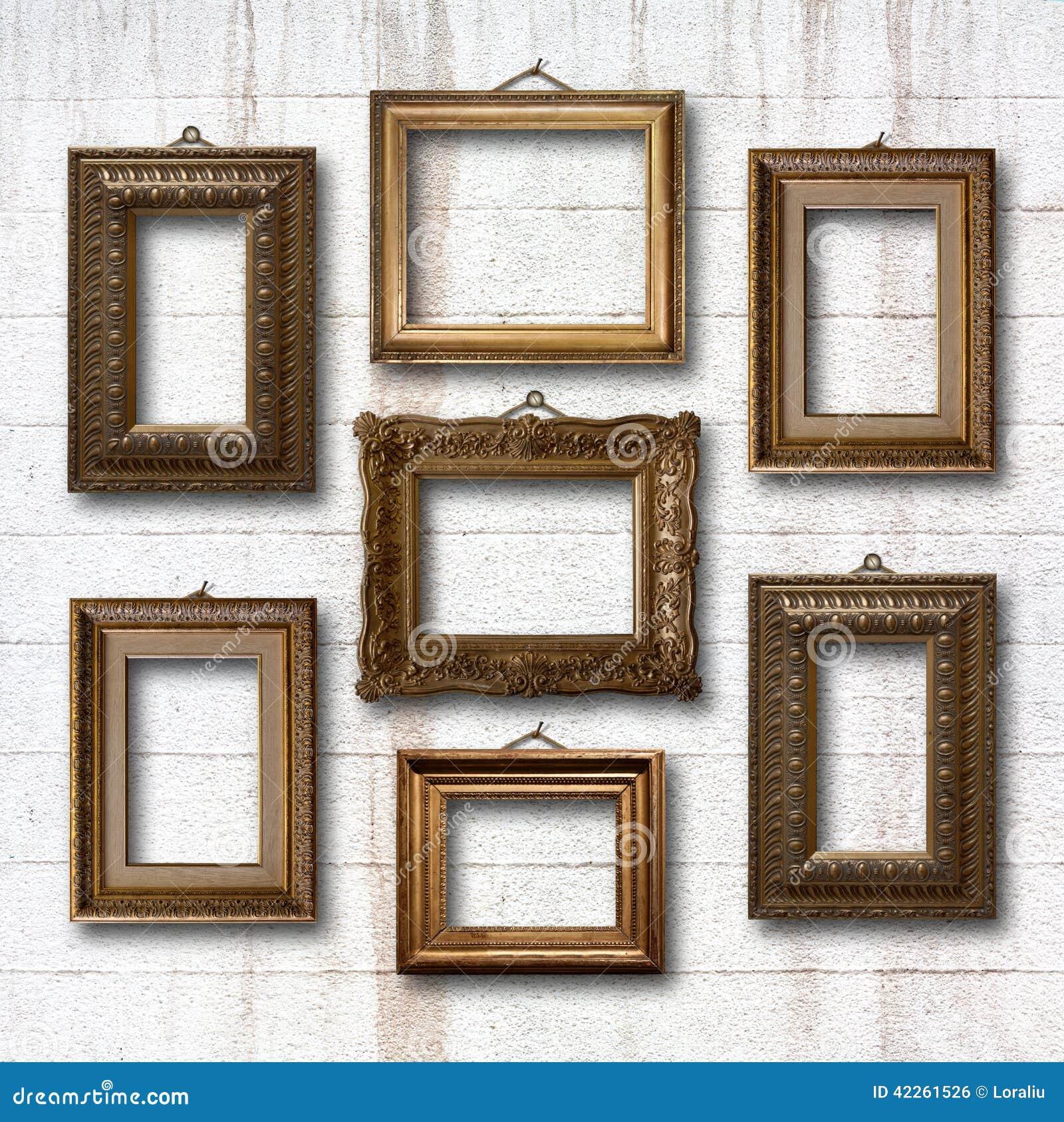 marcos para fotos pared ideas para la colocacin de