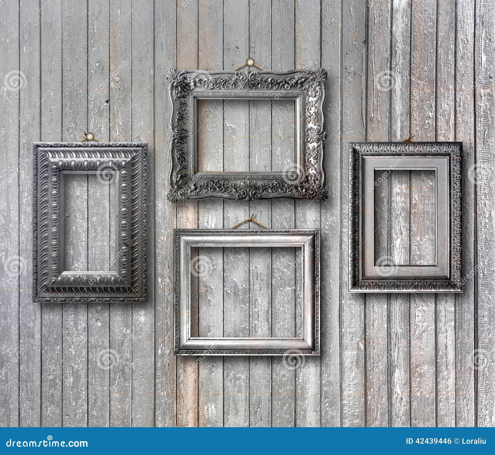Marco de foto de cristal y marco de fotos Maisons du