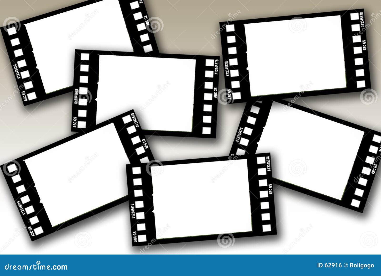Download Marcos de película stock de ilustración. Ilustración de arte - 62916