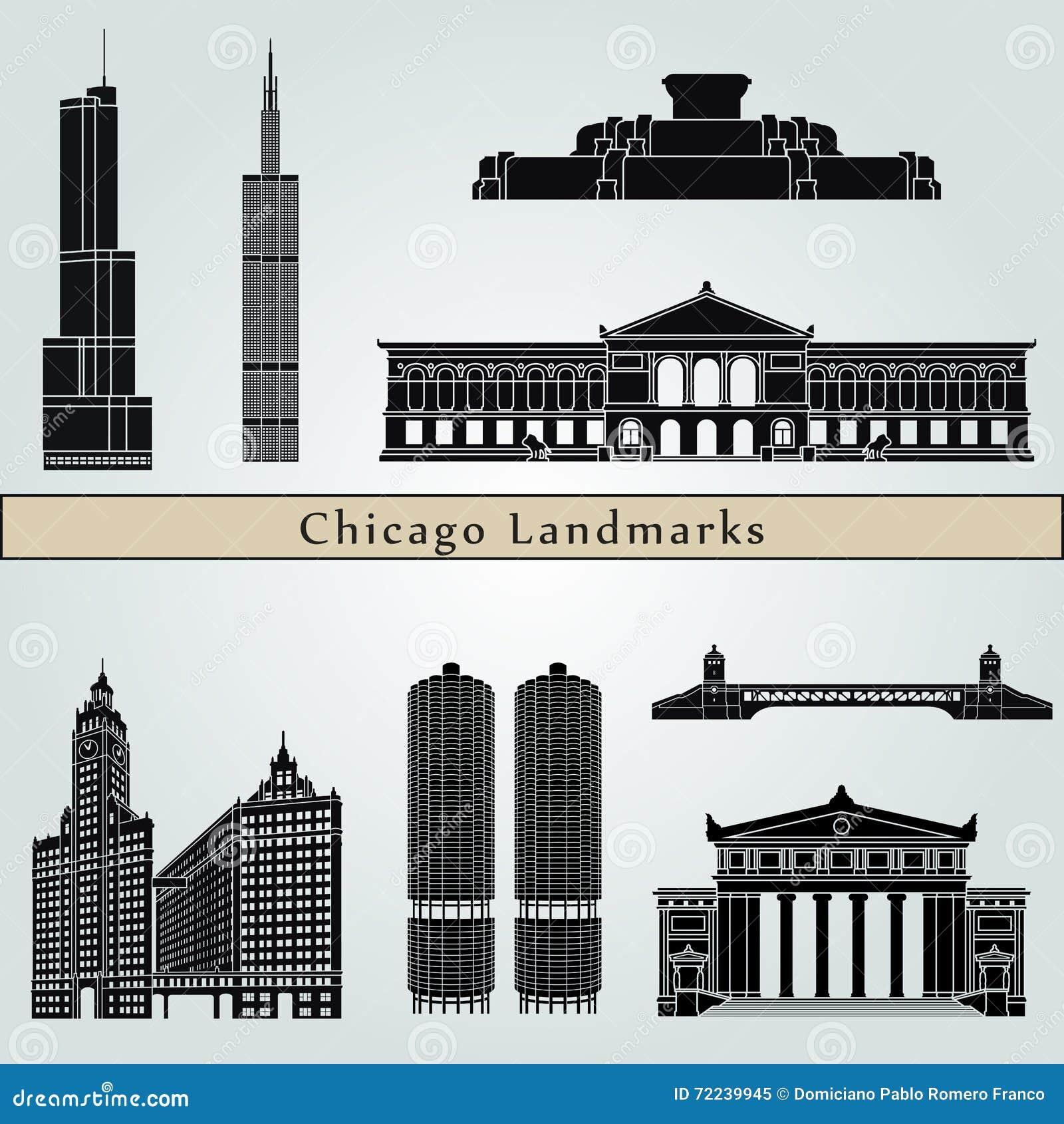 Marcos e monumentos de Chicago