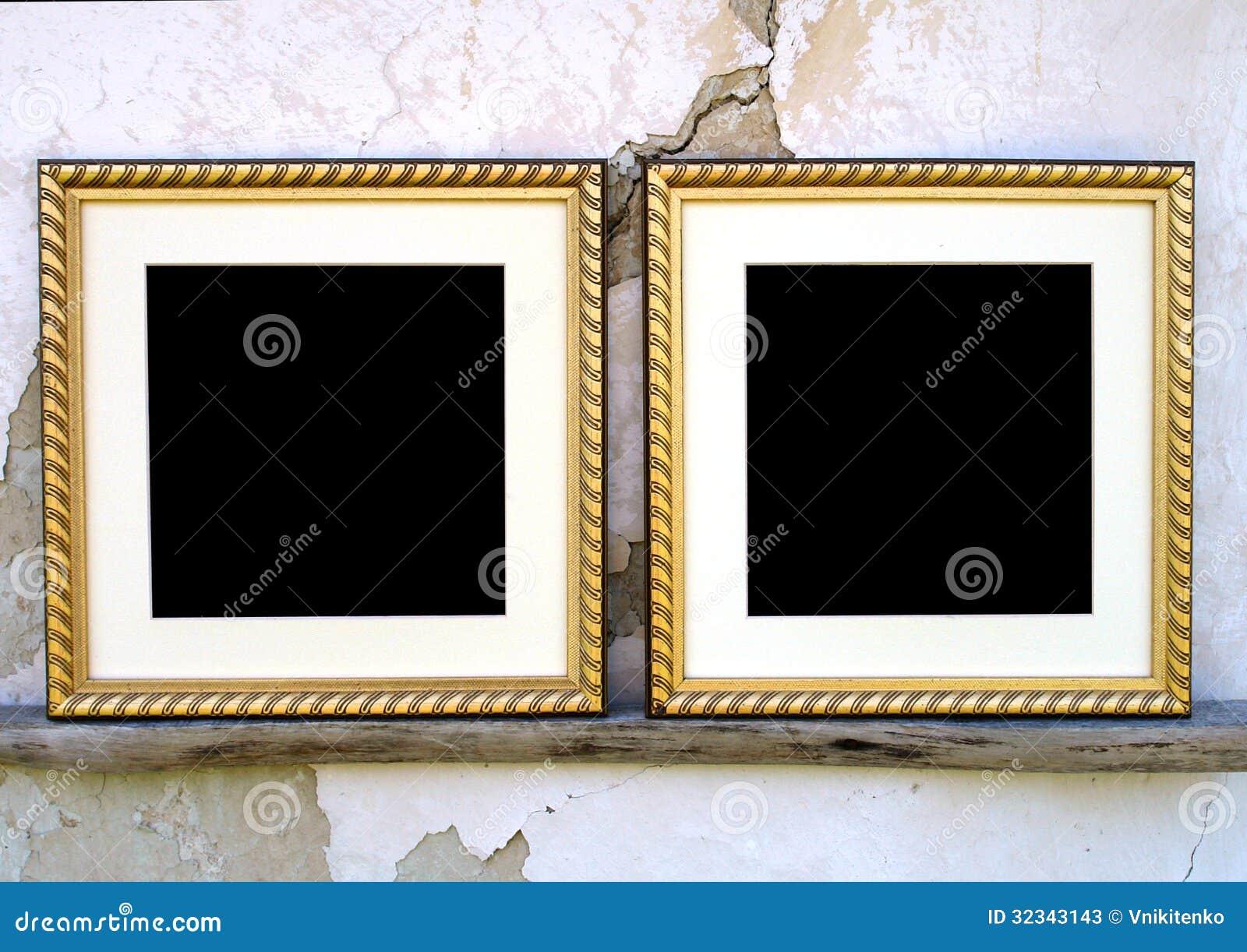 Marcos en blanco imagen de archivo. Imagen de casero - 32343143