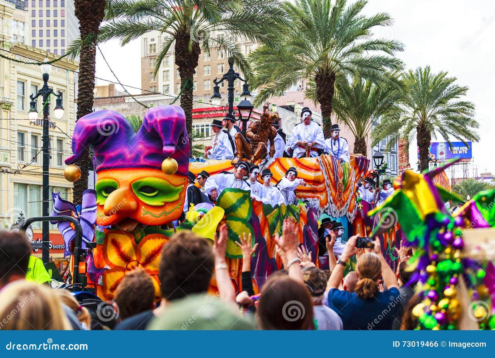Mard Gras New Orleans