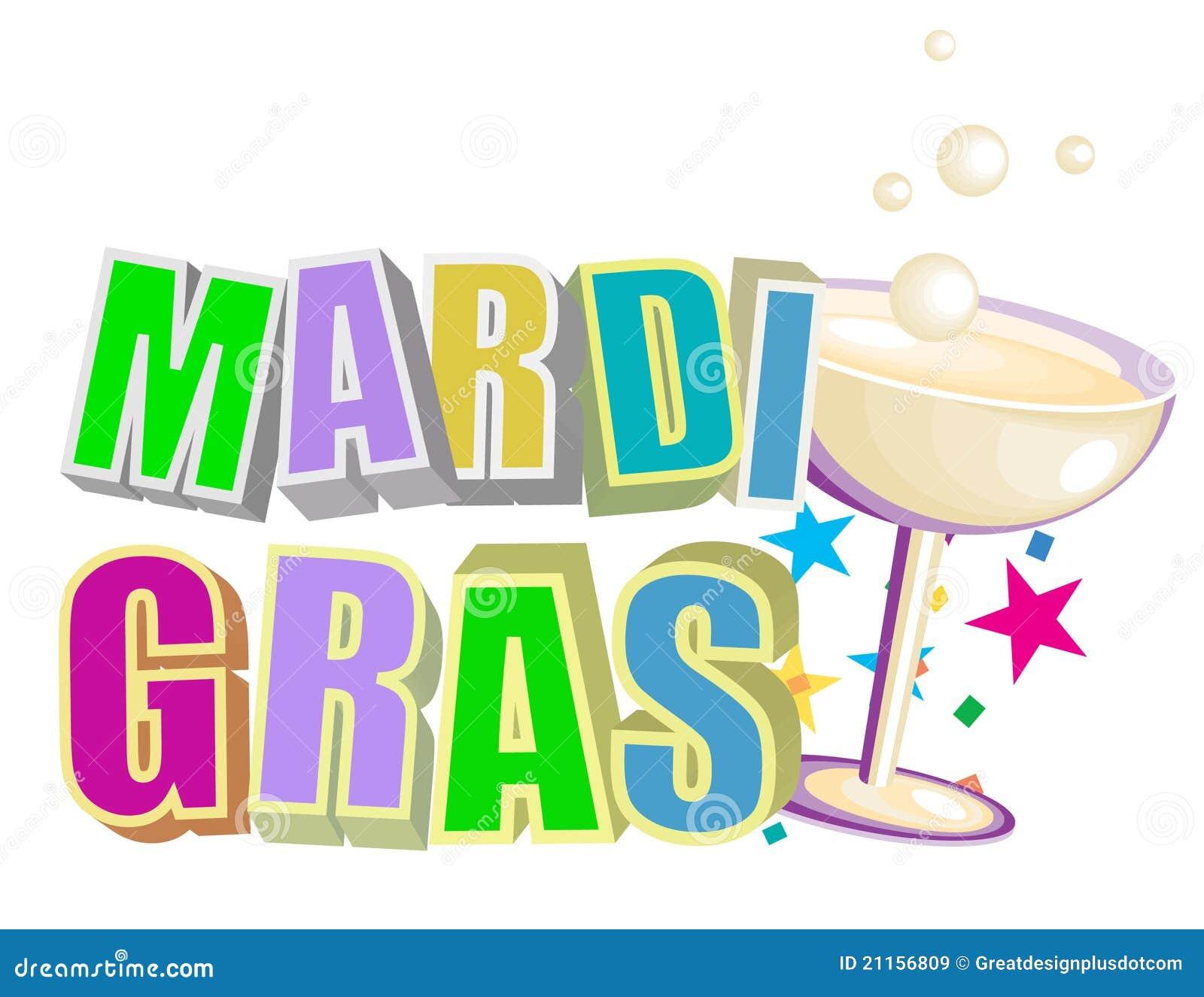 Mardi Gras Clip Art! Royalty Free Stock Images - Image: 21156809