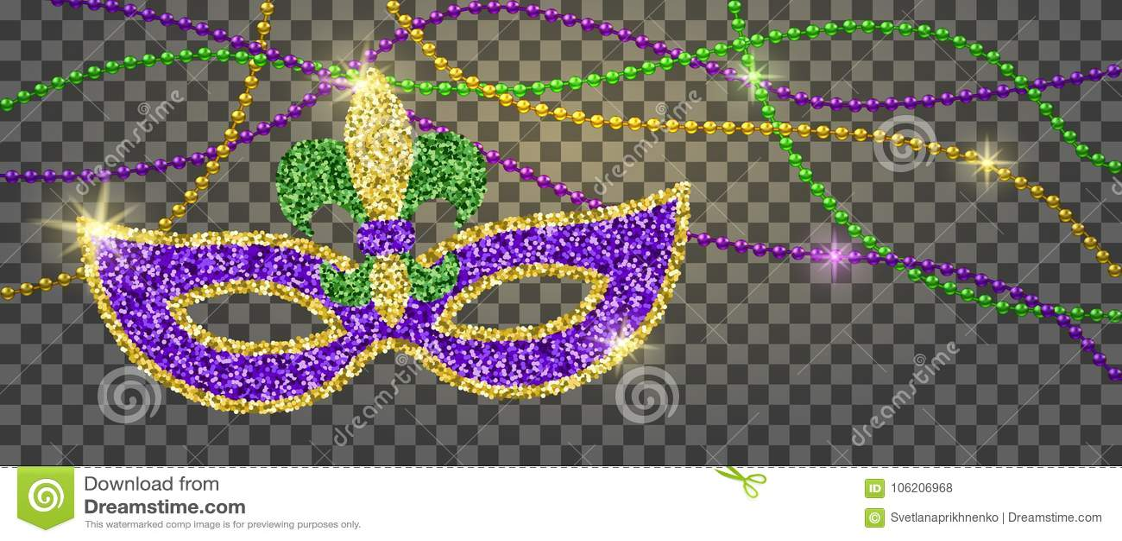 Mardi Gras garnering