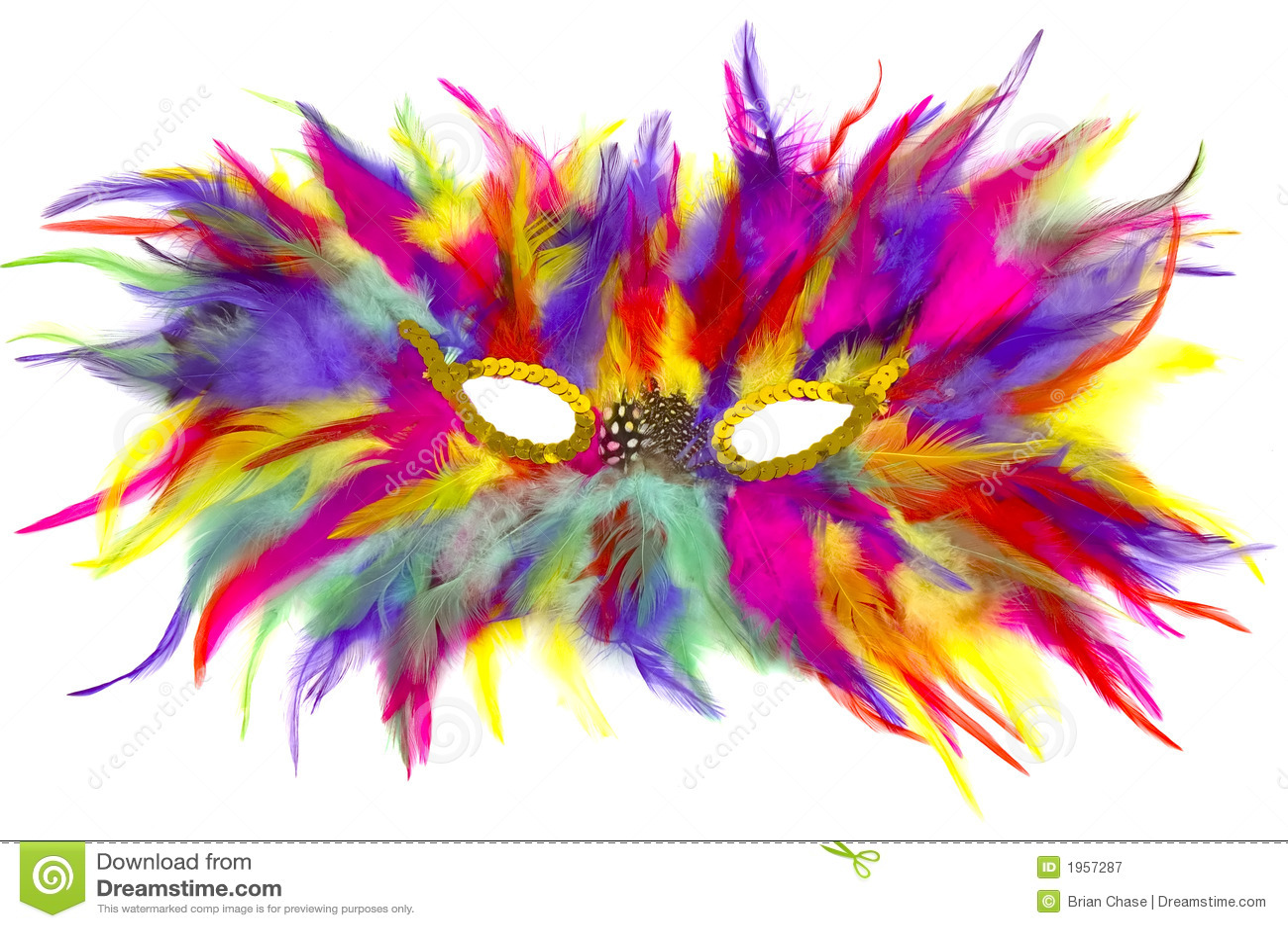 Mardi Gras Mask Royalty Free Stock Photography - Image: 1957287