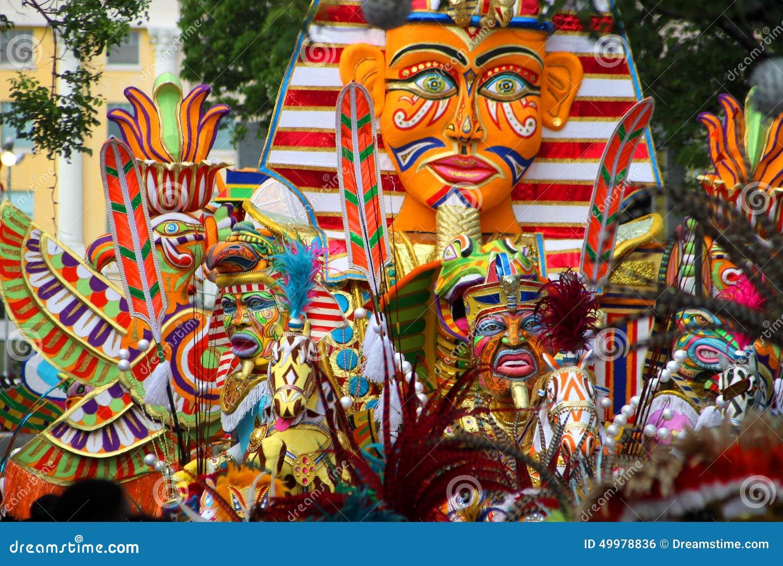 Mardi Gras Parade i Bahamas