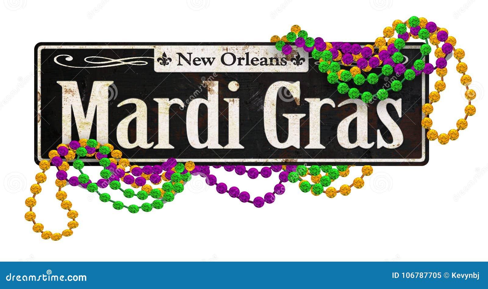 mardi gras rustic vintage street signs retro stock image image of rh dreamstime com new orleans french quarter clip art New Orleans Clip Art