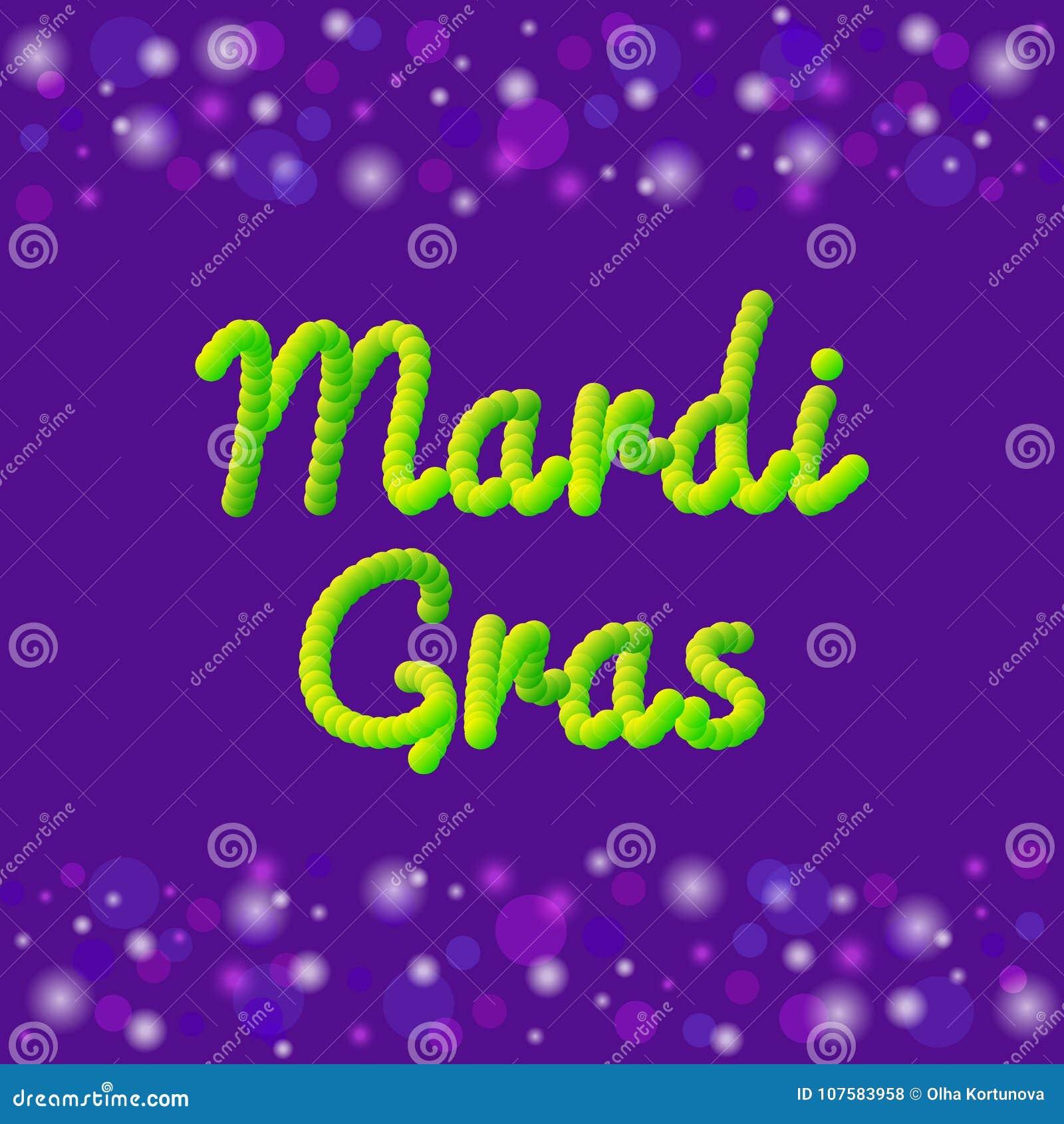 Mardi gras theme vector banner or greeting card 3d effect text download mardi gras theme vector banner or greeting card 3d effect text traditional violet m4hsunfo