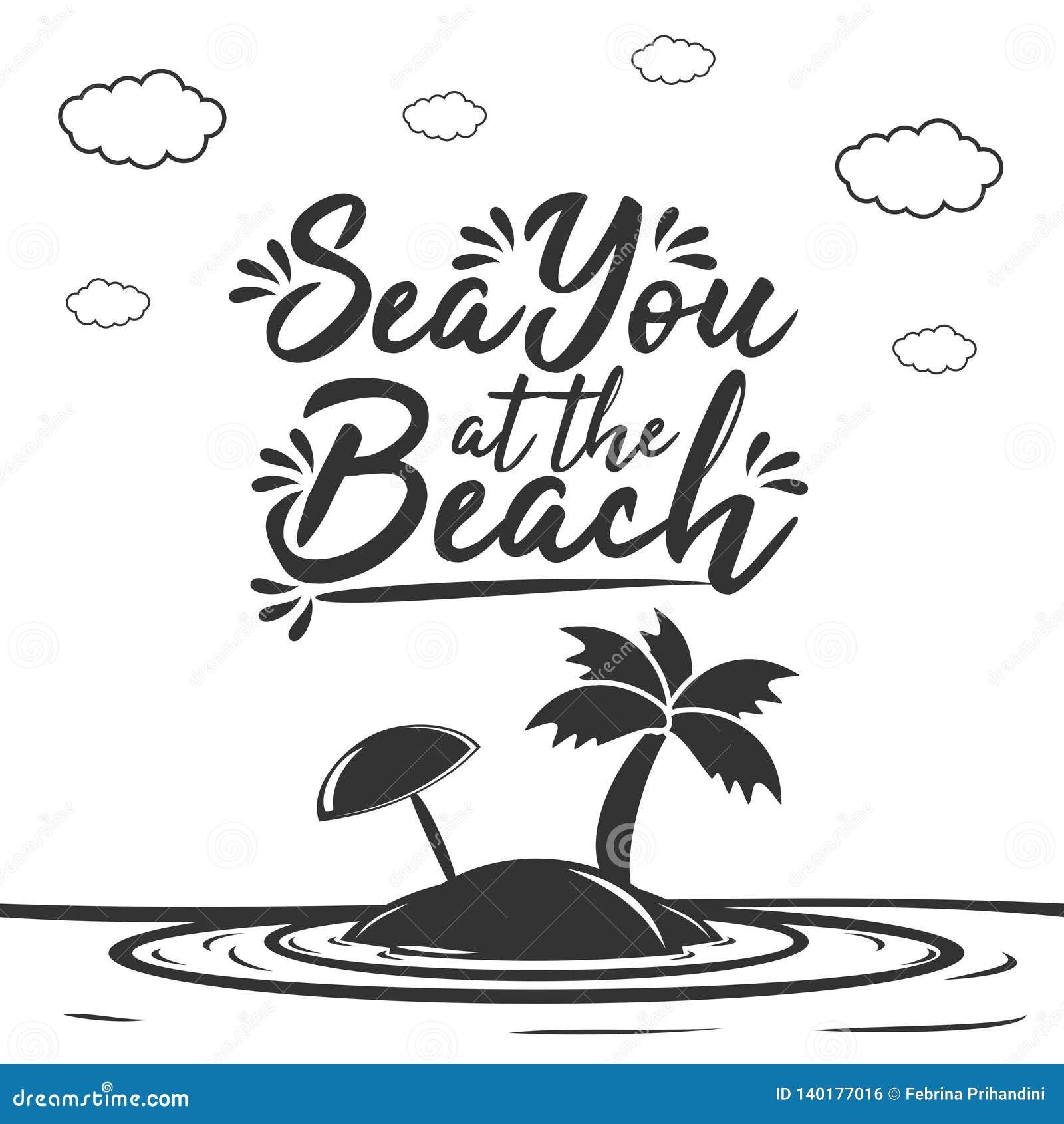 Mare voi alla spiaggia
