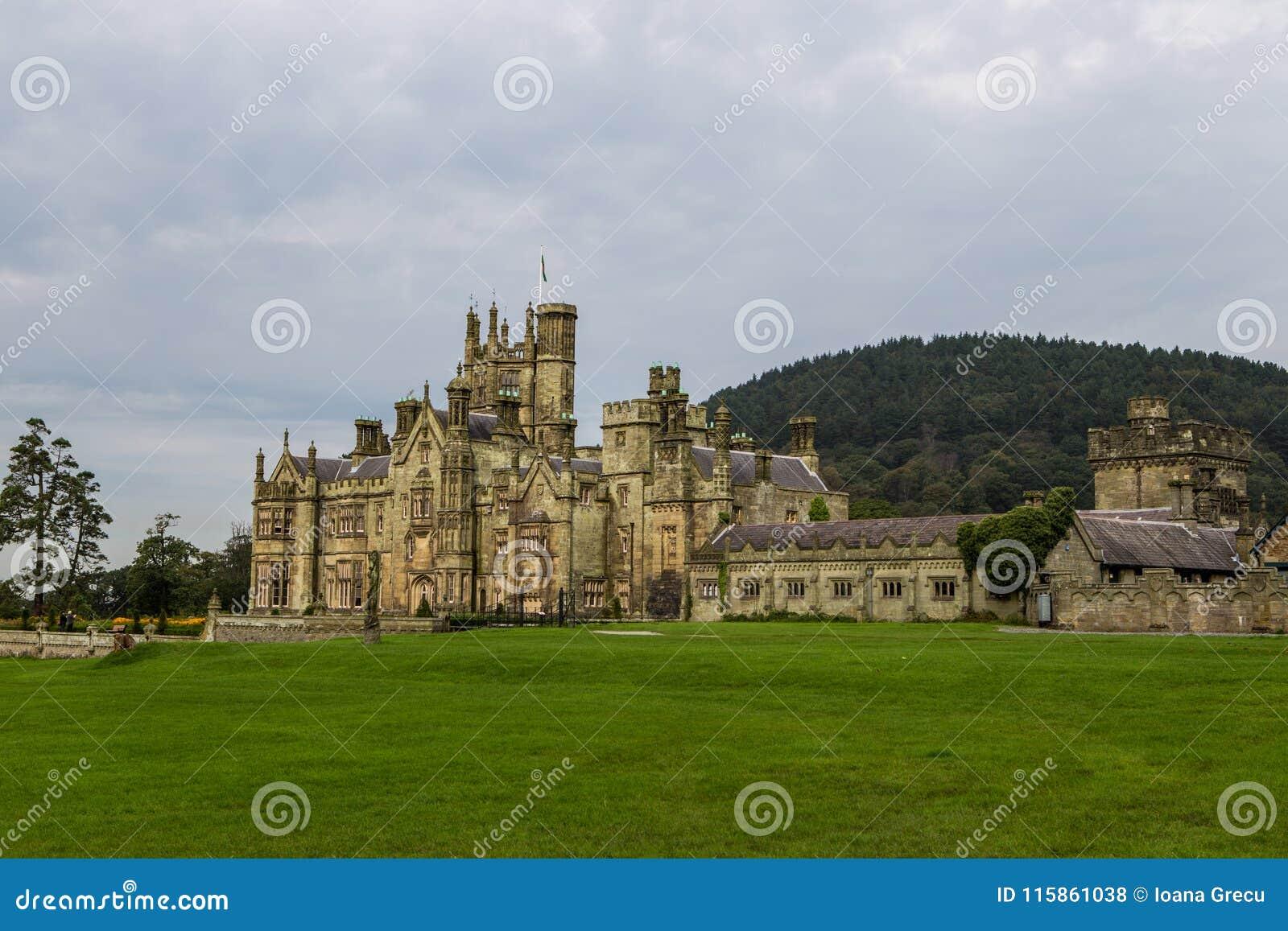 Margam城堡哥特式豪宅