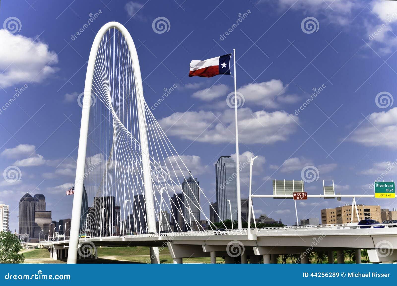 Margaret polowania wzgórza most w Dallas