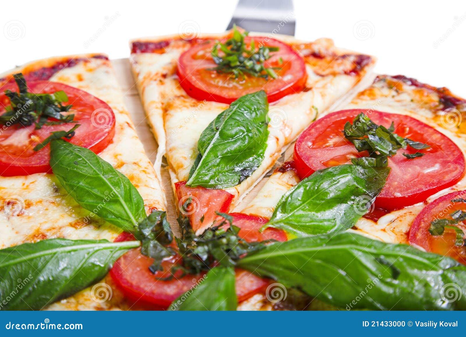 Margarita de pizza