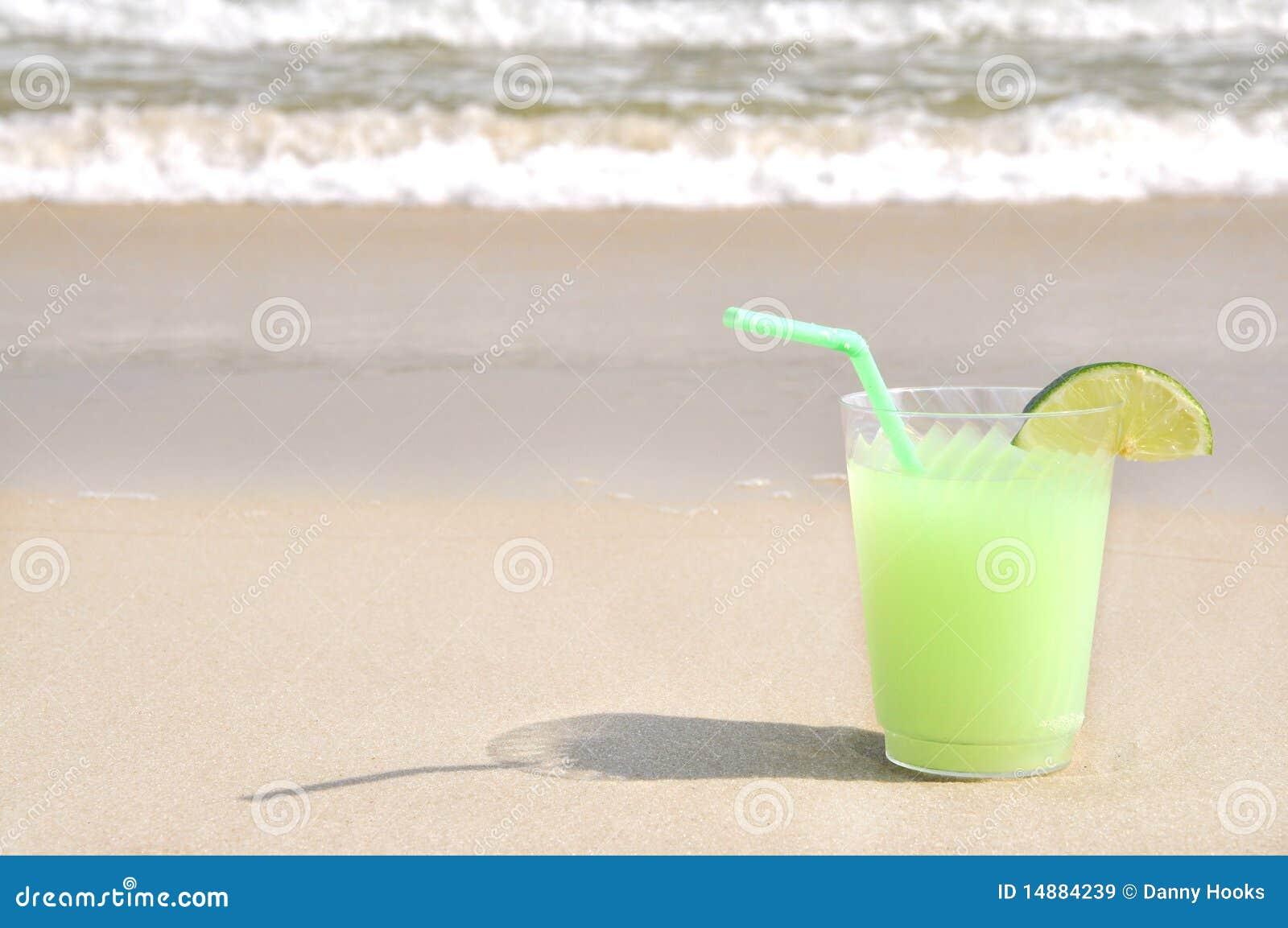 Margarita op het Strand