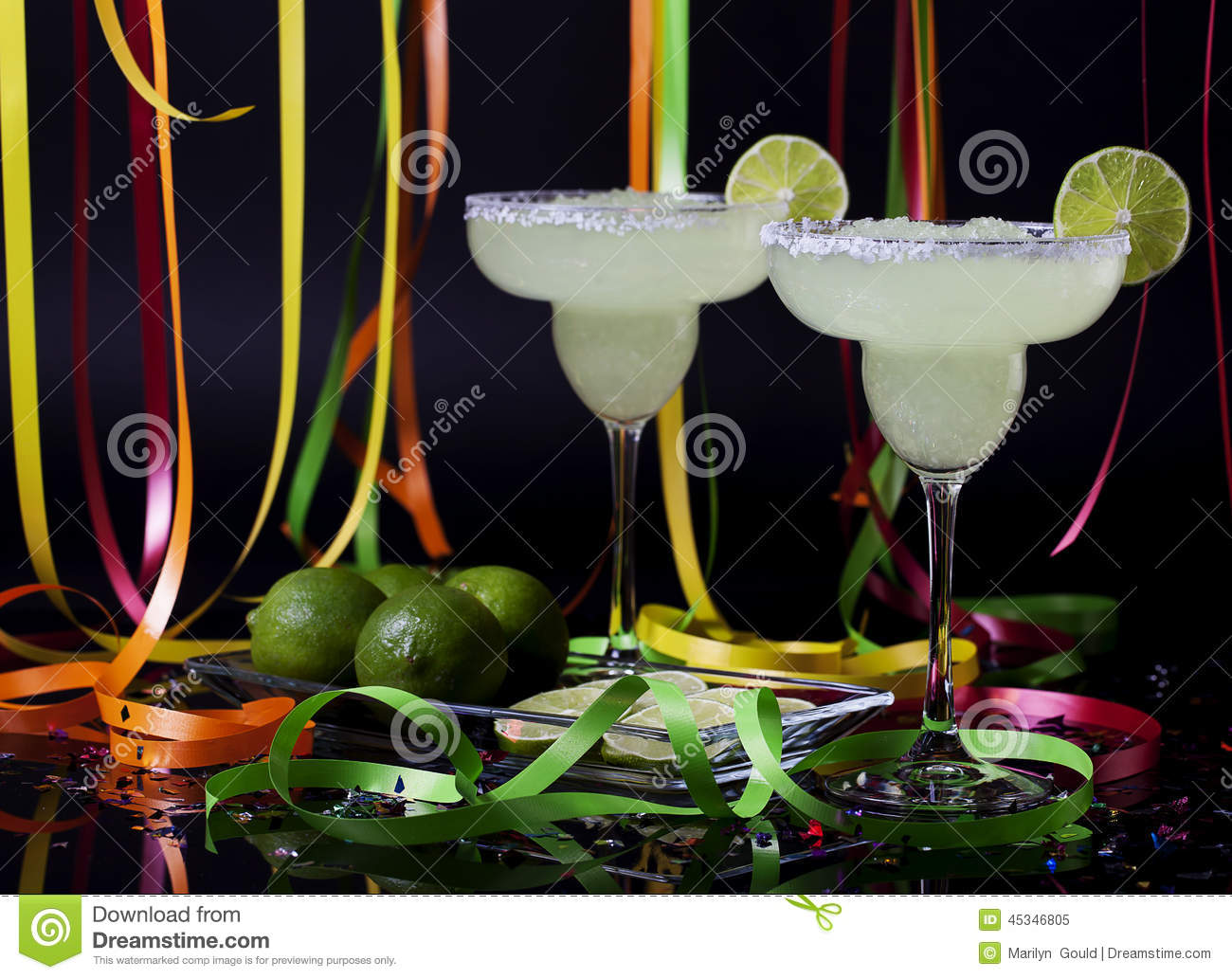 Margarita Party Cocktails