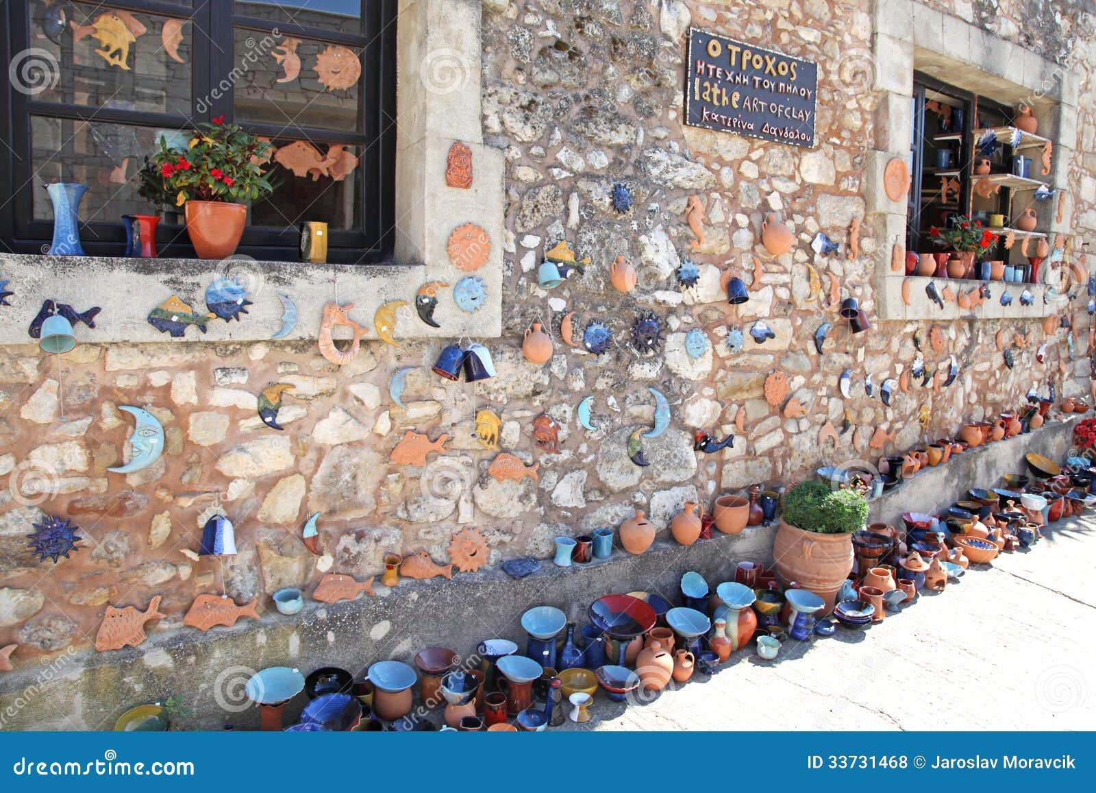Margarites - традиционные craten поселение