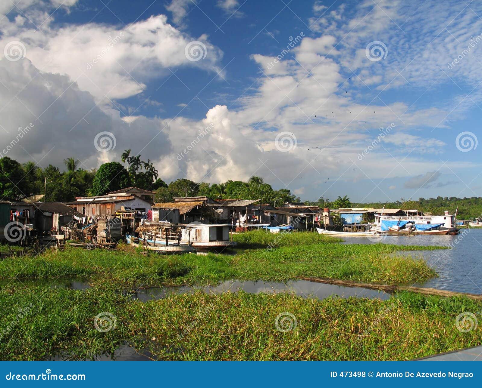 Marginal village
