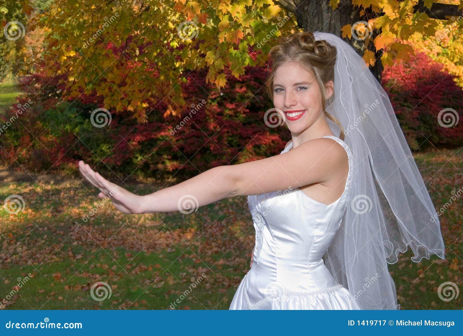 Mariée d automne
