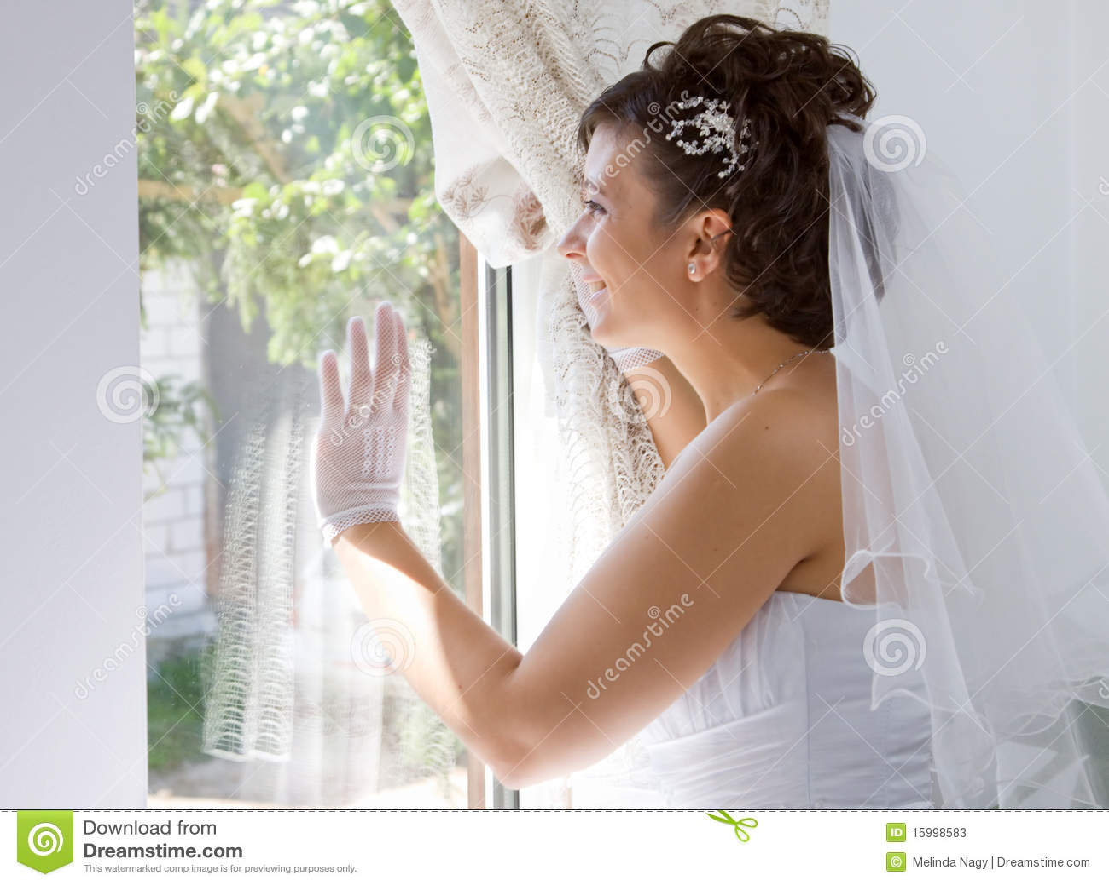 Mariée dans l hublot