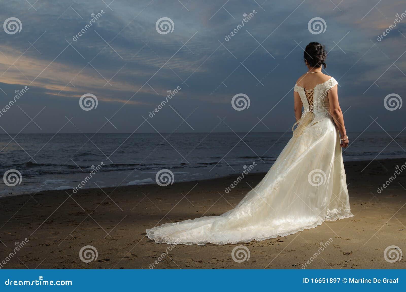 Mariée de plage