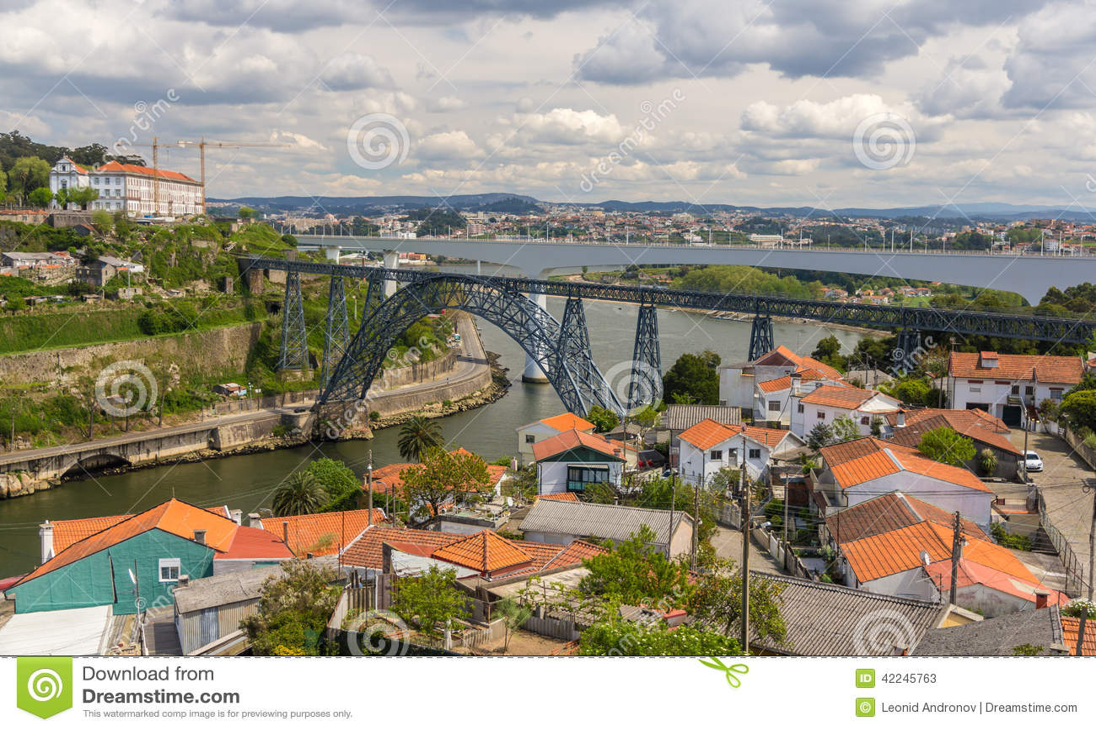 Maria Pia most w Porto