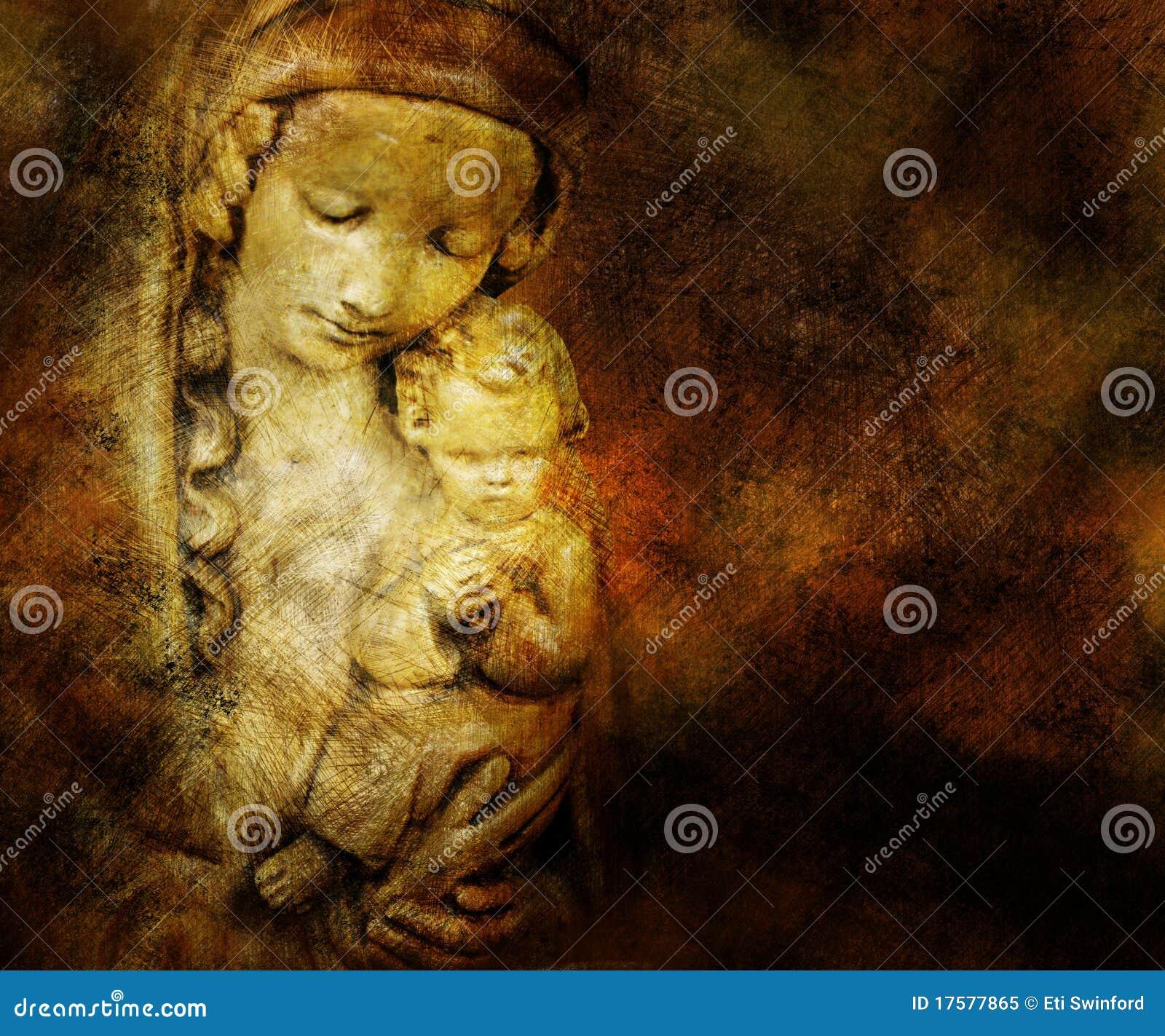 Maria y Jesús