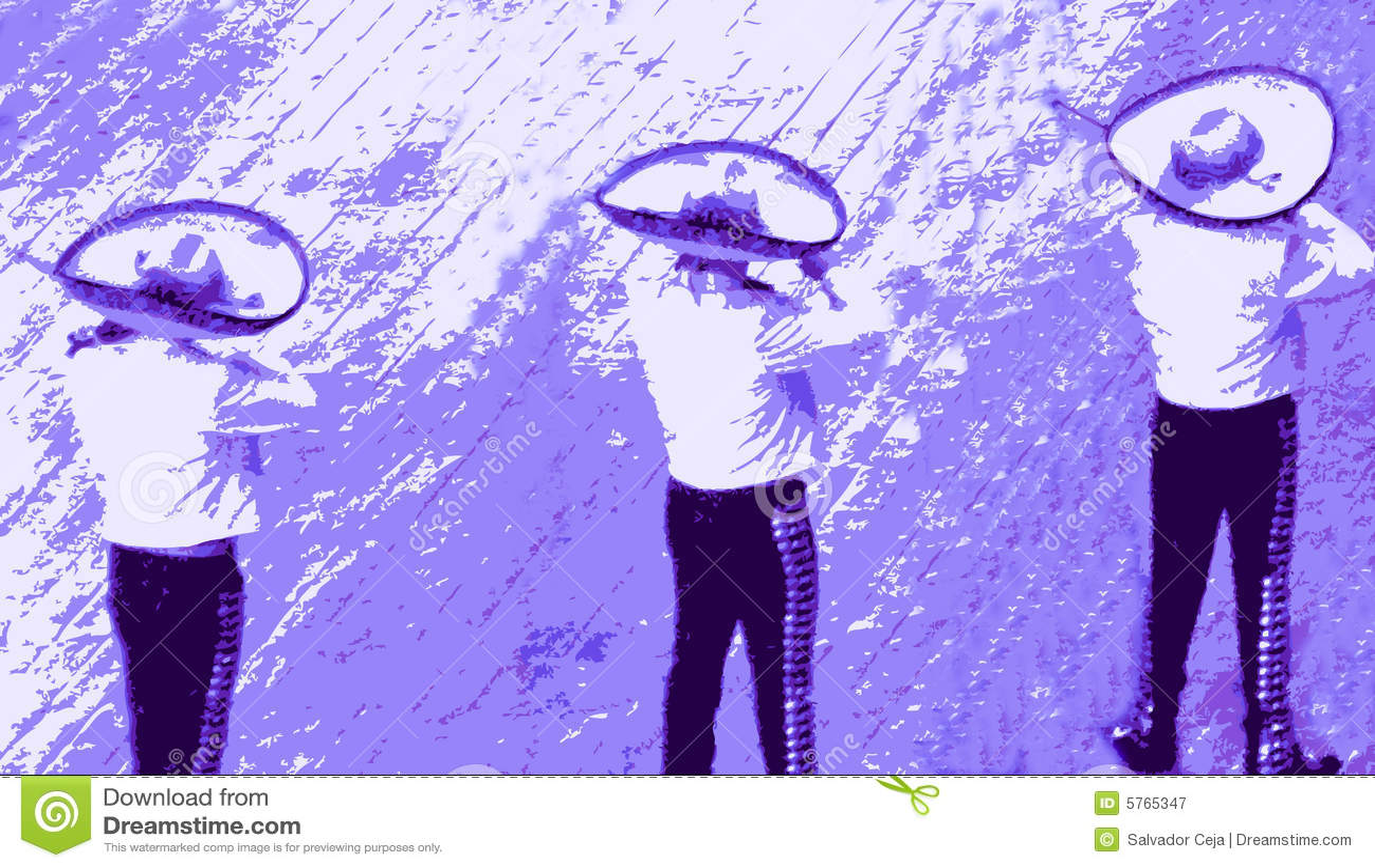 Mariachi, Mexicaanse band