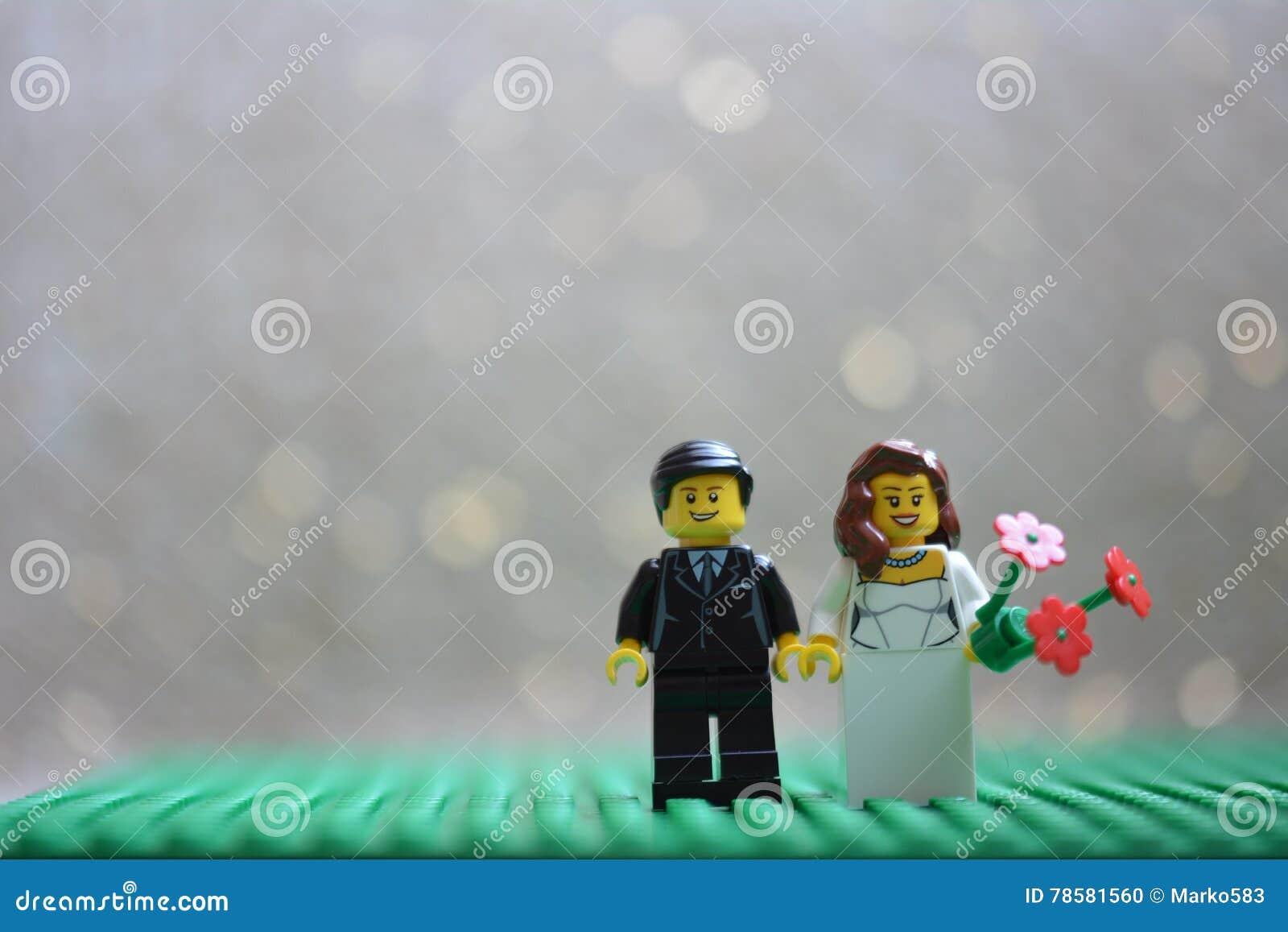 Mariage de Lego