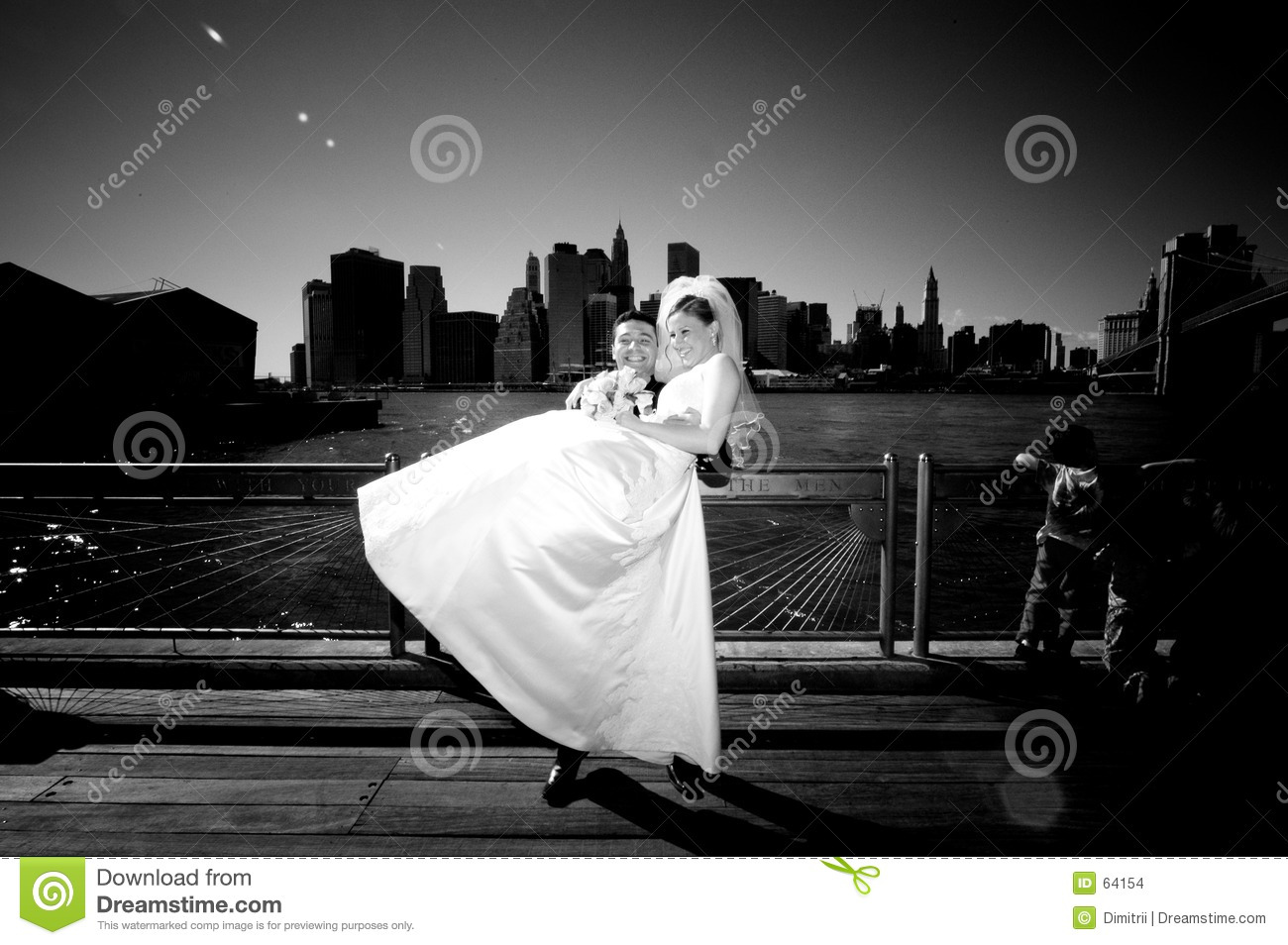 Mariage de New York City