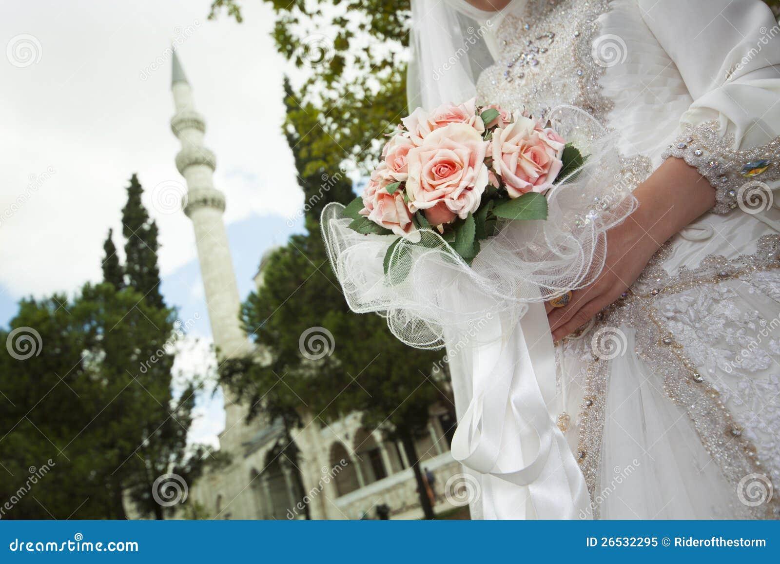 Mariage Islamique Photo libre de droits - Image: 26532295