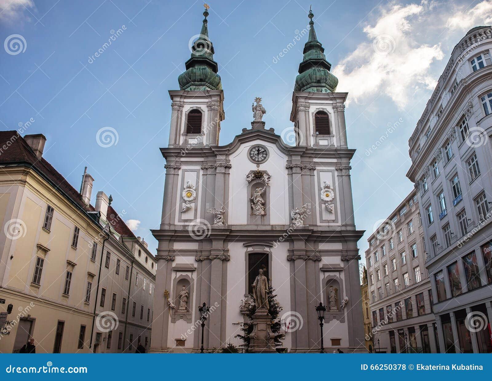 Mariahilfer Kirche