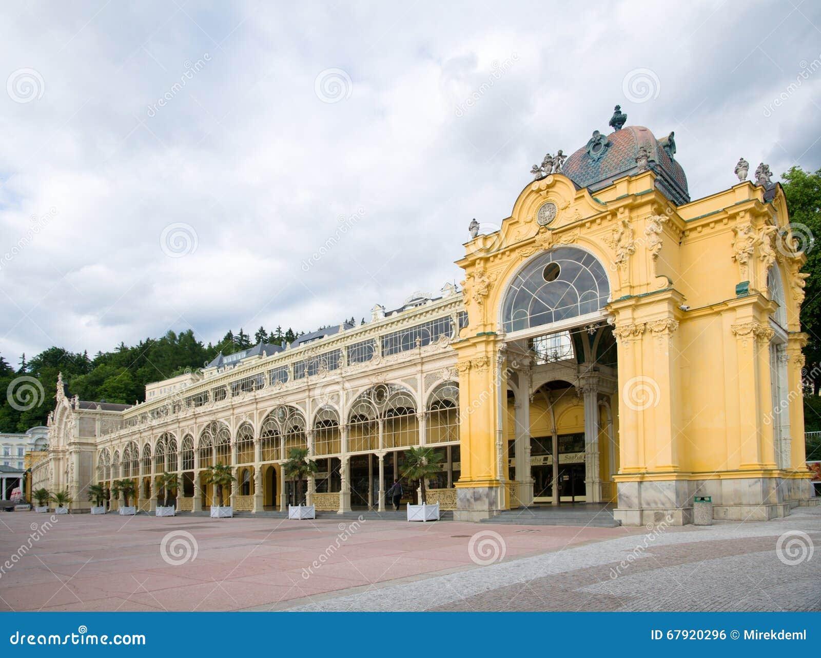 Marianske Lazne,捷克共和国