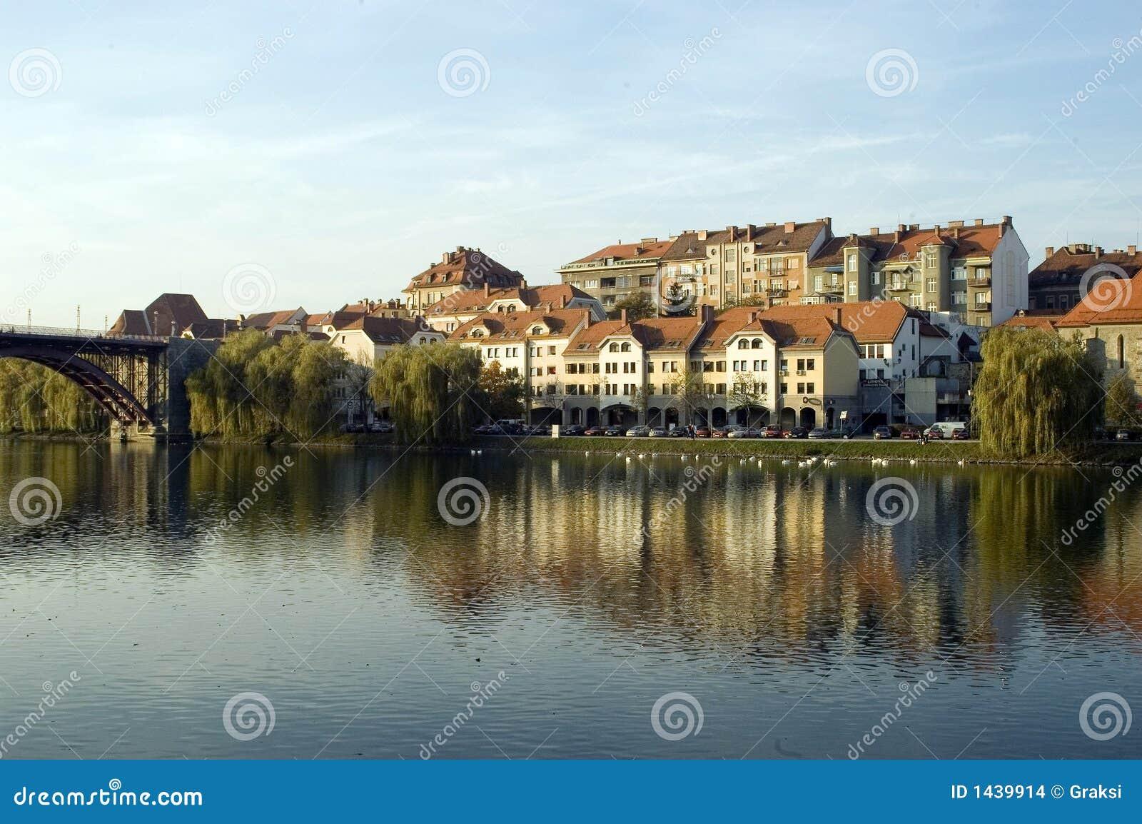 Maribor Slovenia  city photos : Maribor Slovenia Stock Images Image: 1439914