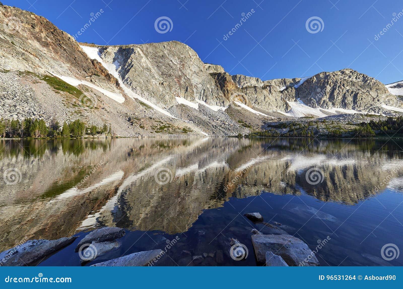 Marie Lake, Snowy Range, Wyoming