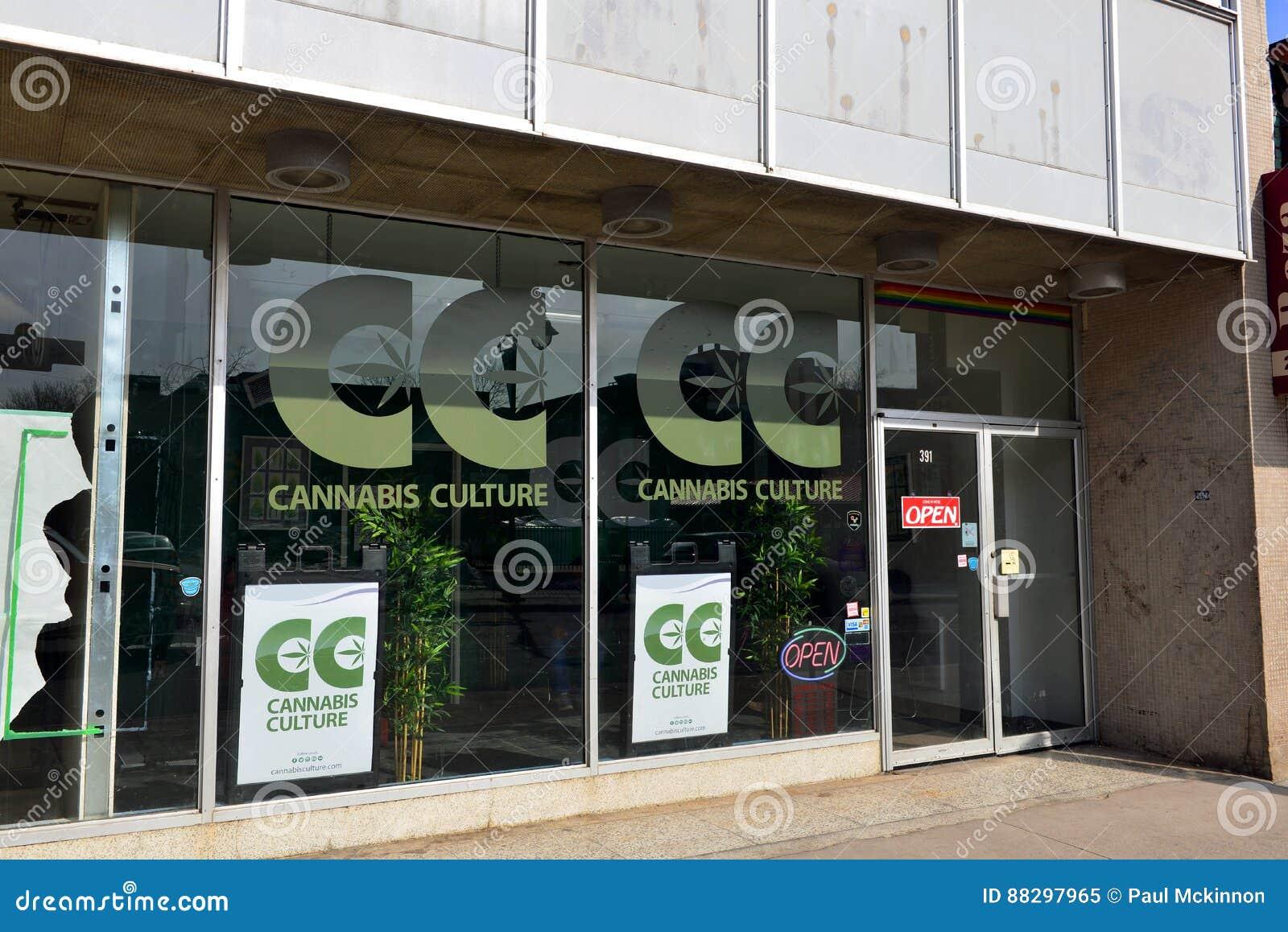 Marihuany kultury sklep w Ottawa