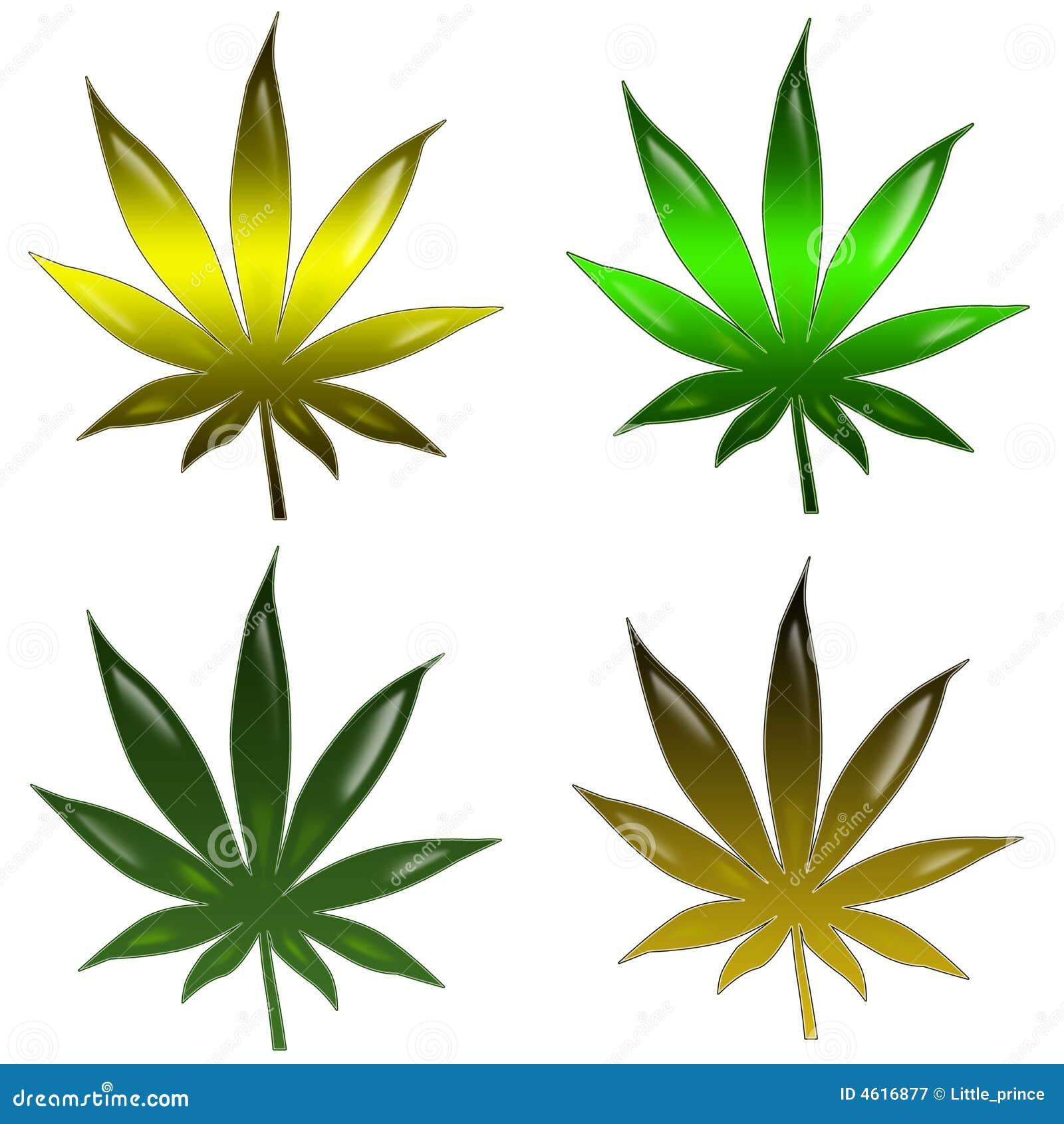 Marijuana Leaf Royalty Free Stock Photography - Image: 4616877