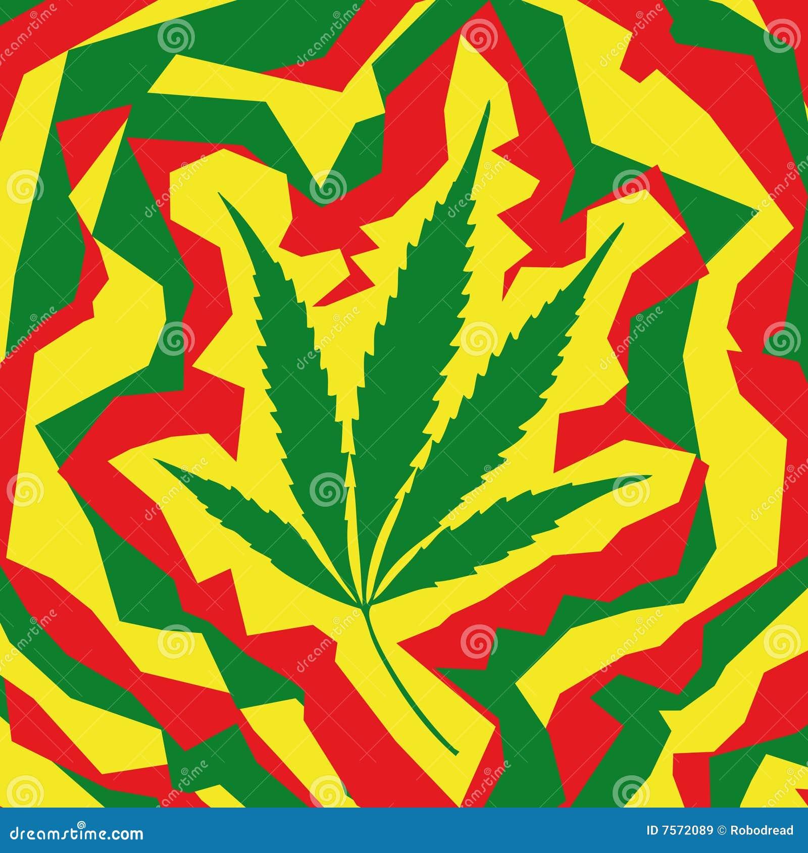 Marijuana Leaf Vector Royalty Free Stock Images Image