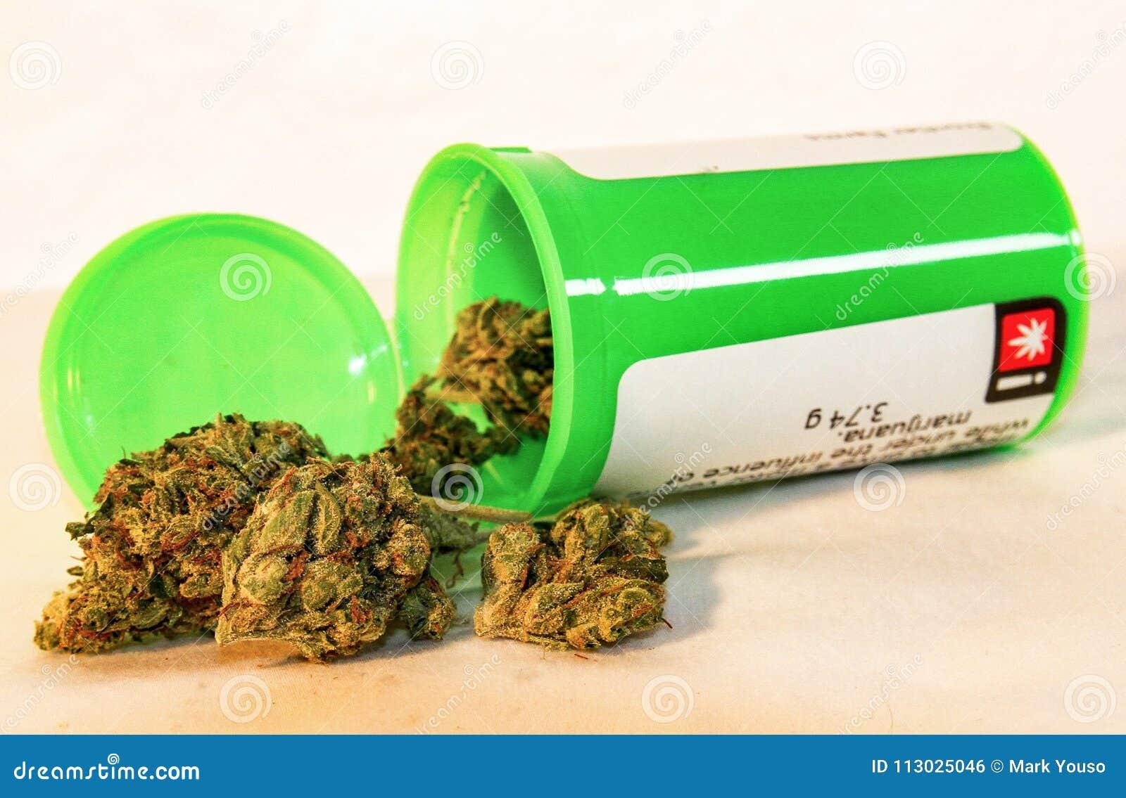 Marijuana legal vendida en América