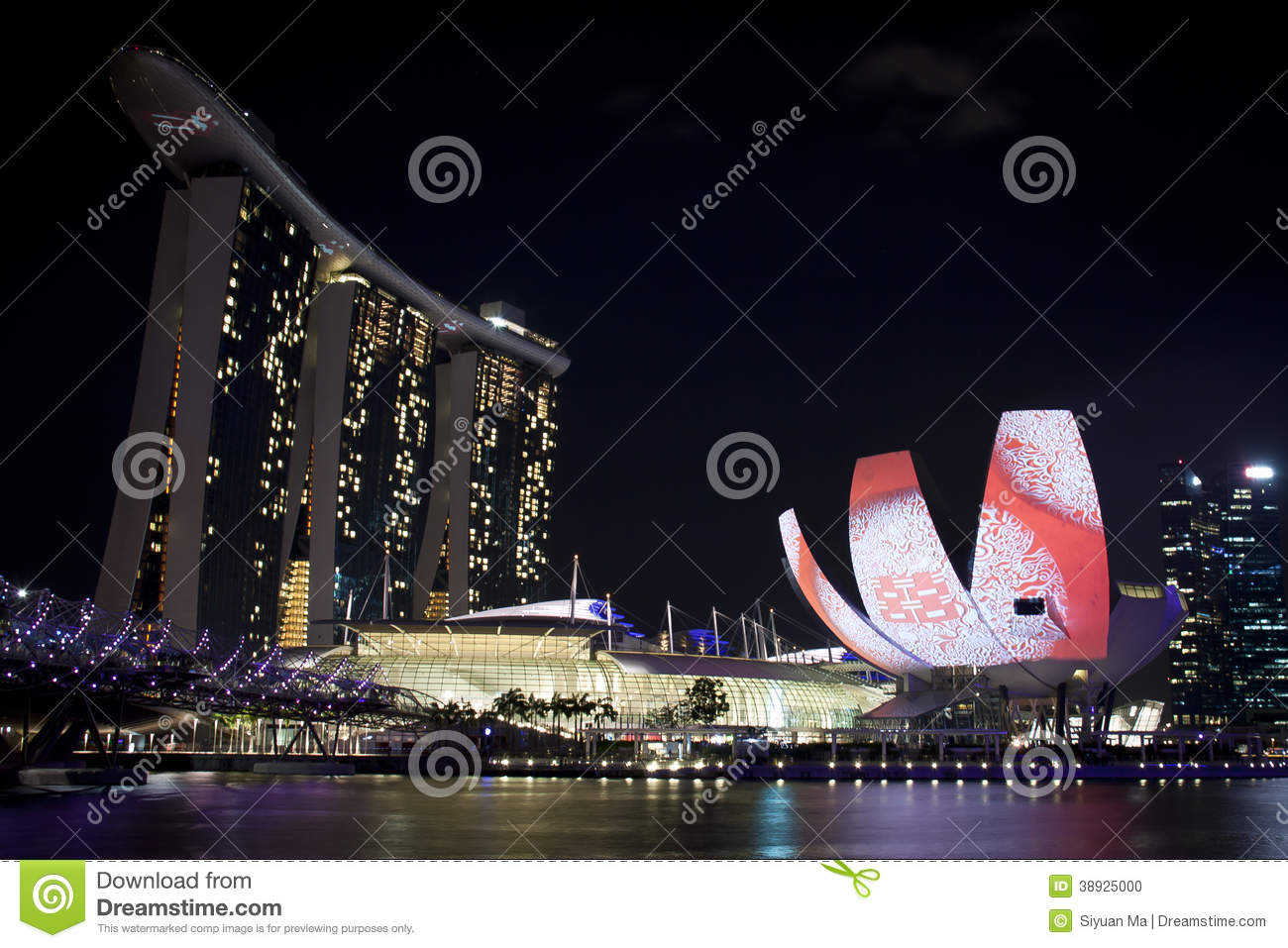 Marina Bay Sands e Art Science Museum