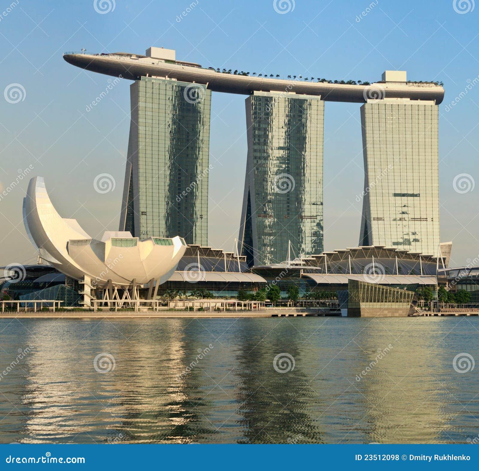 Sands Casino Singapore