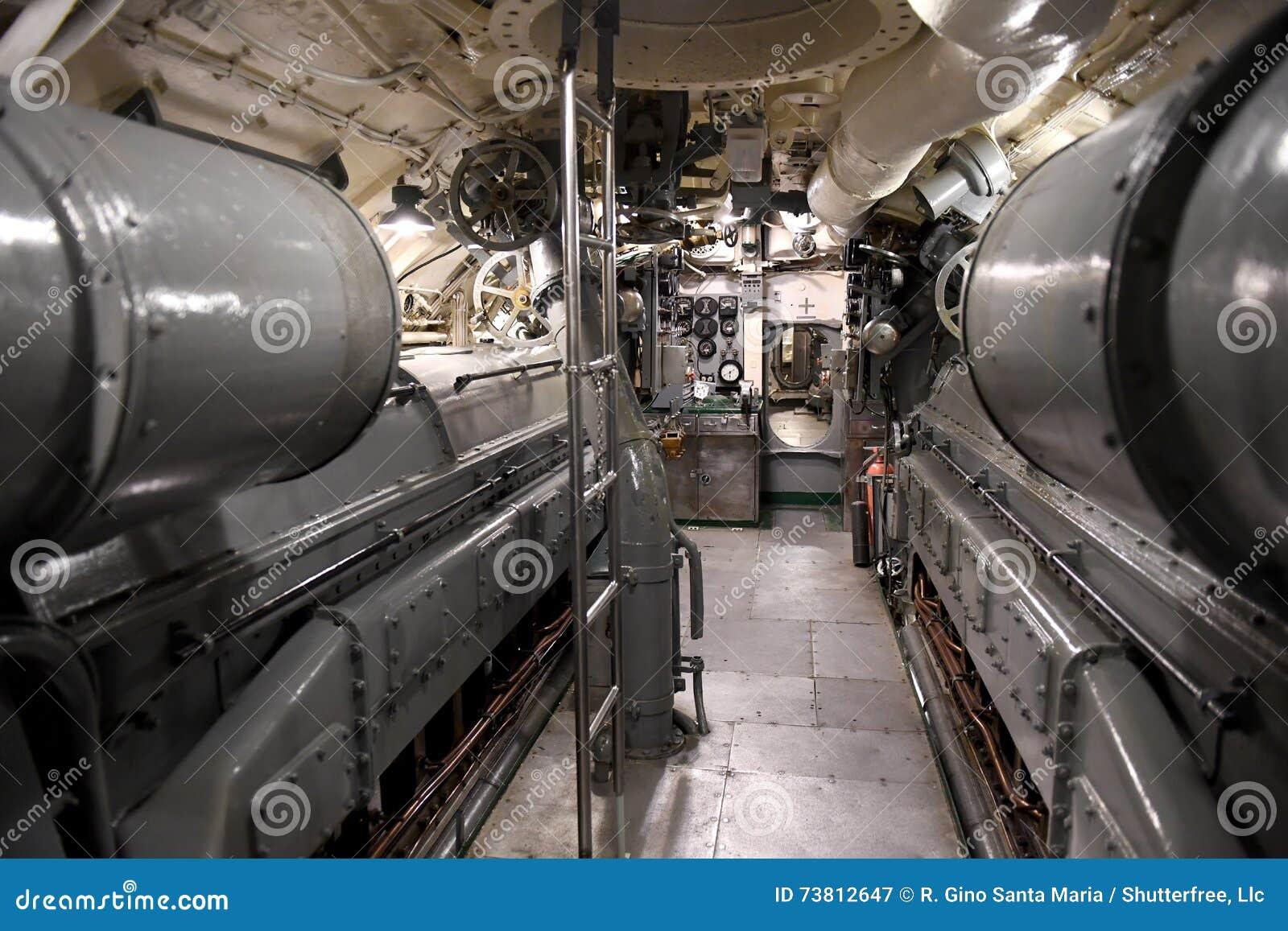 Marina de guerra de Estados Unidos USS submarino Silvesides