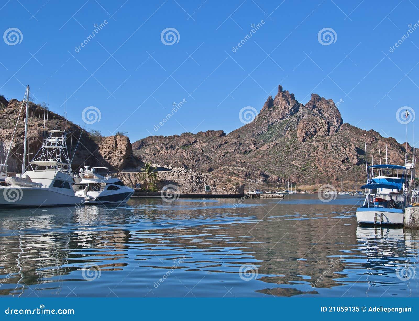 Marina de San Carlos, Sonora Mexique