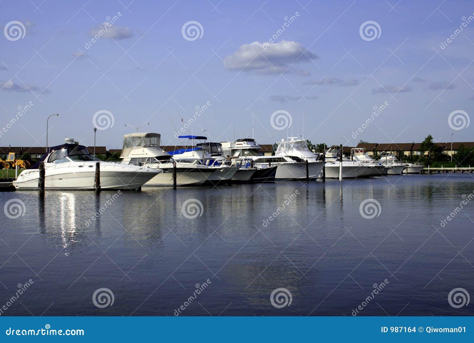 Marina för fartyg ii