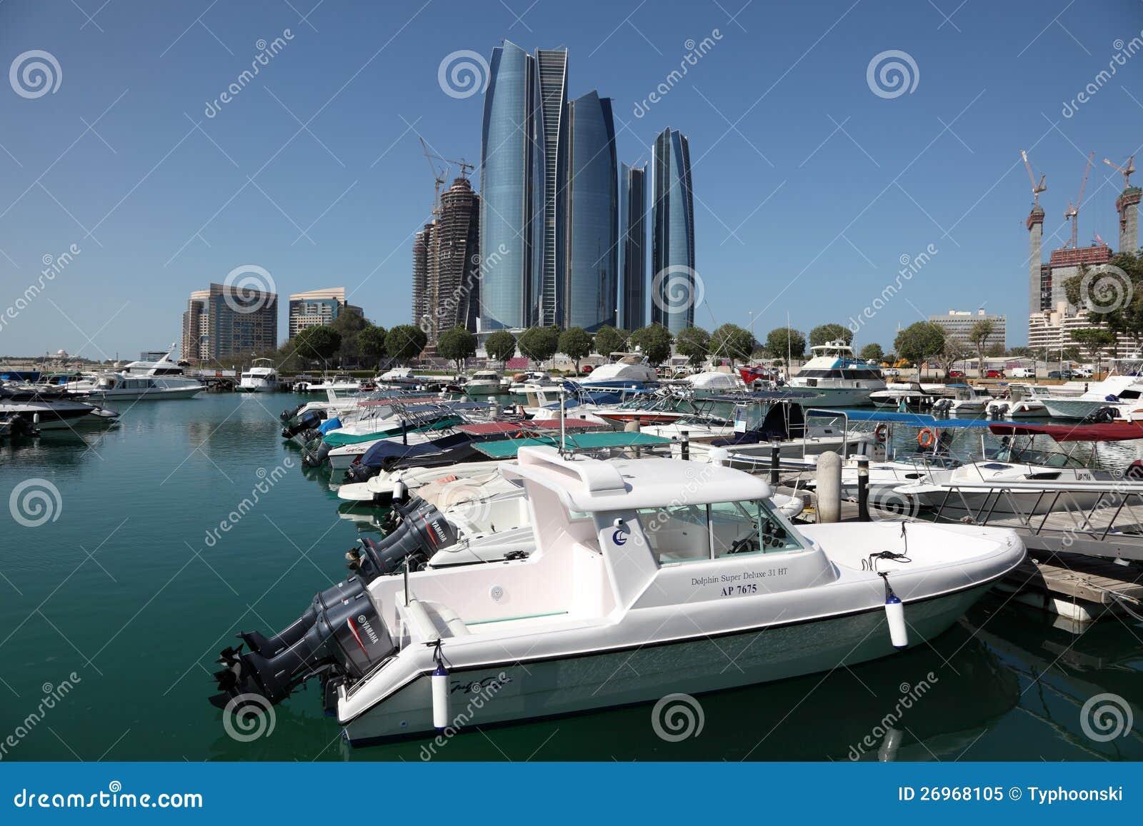 Marina n Abu Dhabi