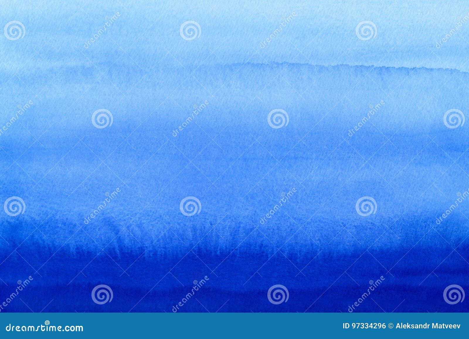 Marinaio o fondo del materiale di riempimento di pendenza dell acquerello dei blu navy Macchie acquerelle Modello dipinto estratt