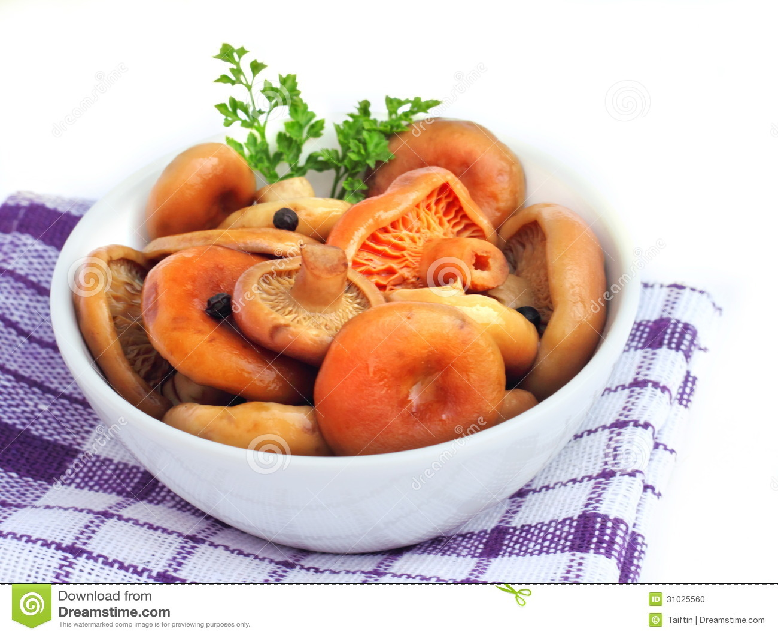 Marinated Mushroom Caps Recipes — Dishmaps