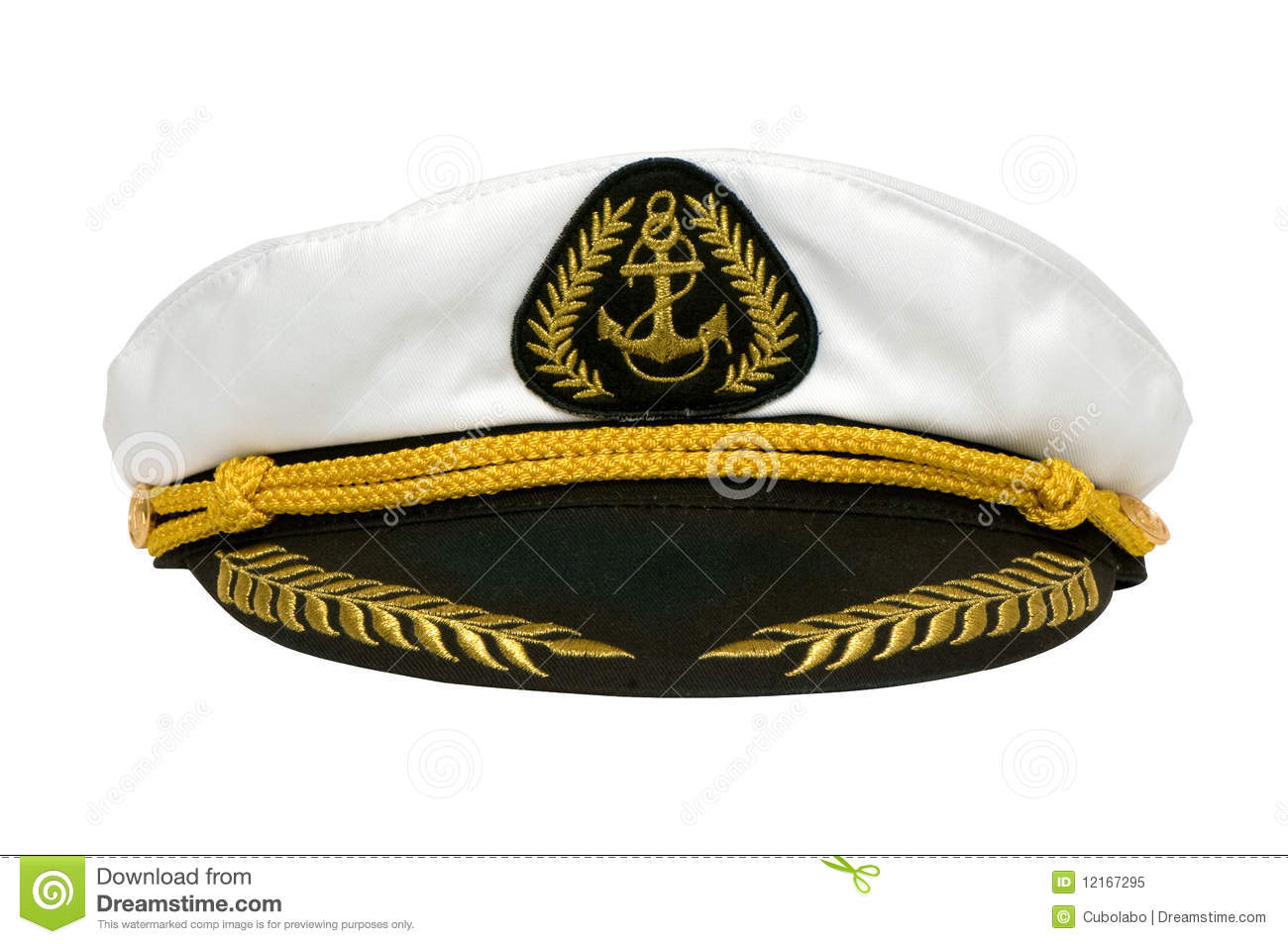 Marine cap stock image. Image of defense 583433da690