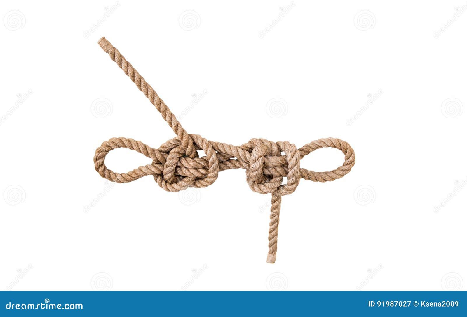 Marine knots isolated